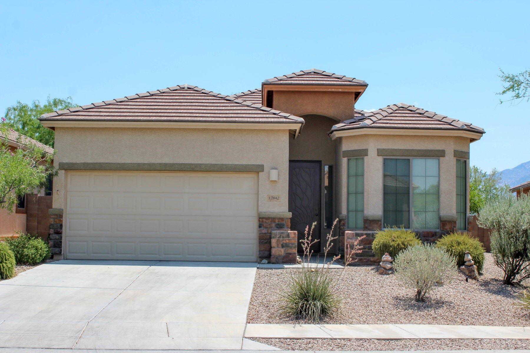 Частный односемейный дом для того Продажа на Rancho Vistoso 12842 N. Westminster Dr. Oro Valley, Аризона, 85755 Соединенные Штаты