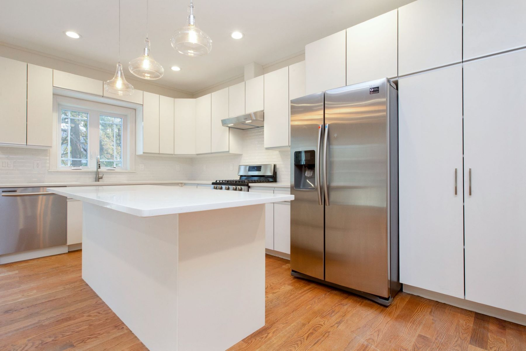 Multi-Family Home for Rent at Stunning Details 116 Hickory Avenue, Tenafly, New Jersey 07670 United States