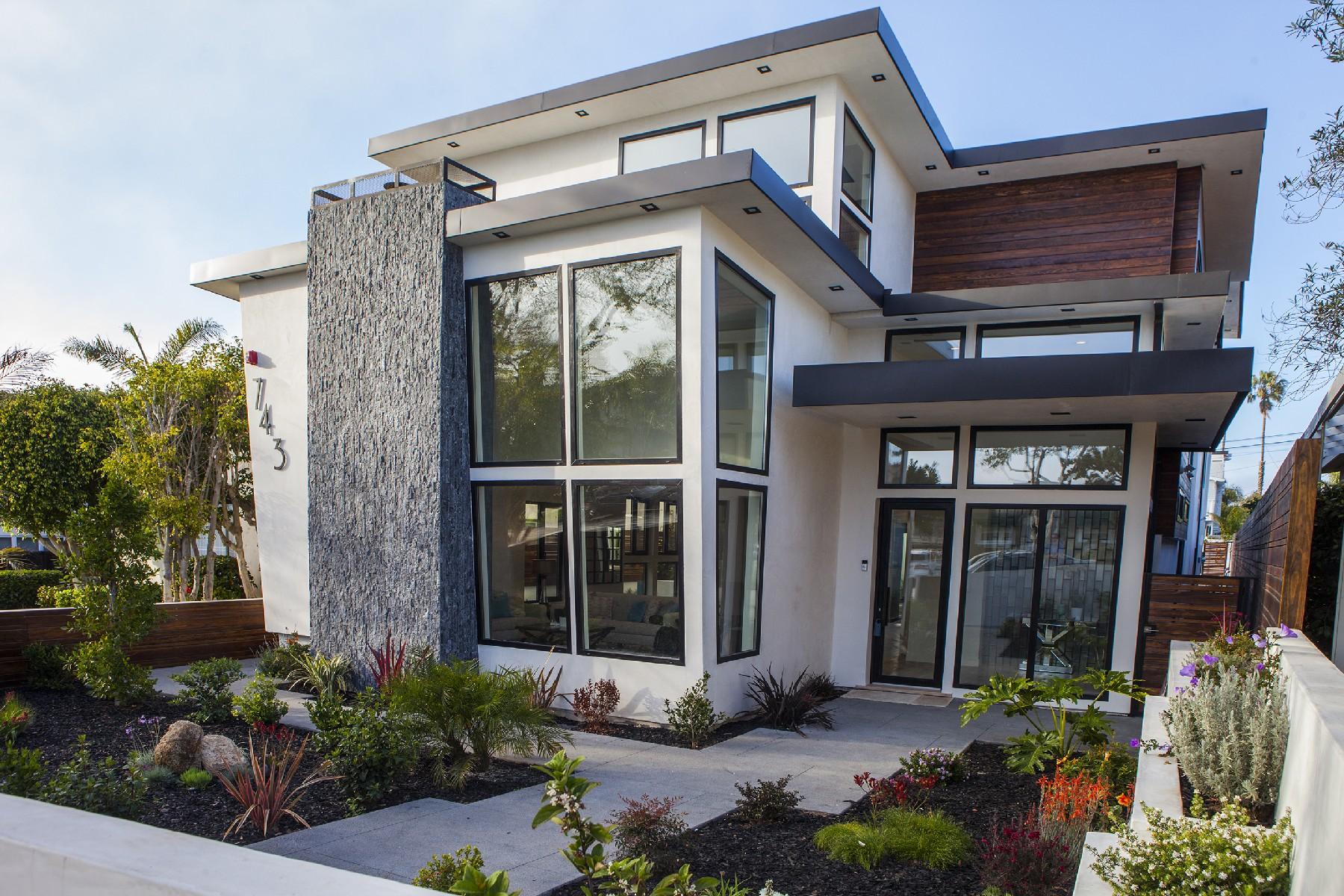 Vivienda unifamiliar por un Venta en 743 AVENUE B, Redondo Beach 90277 Redondo Beach, California, 90277 Estados Unidos