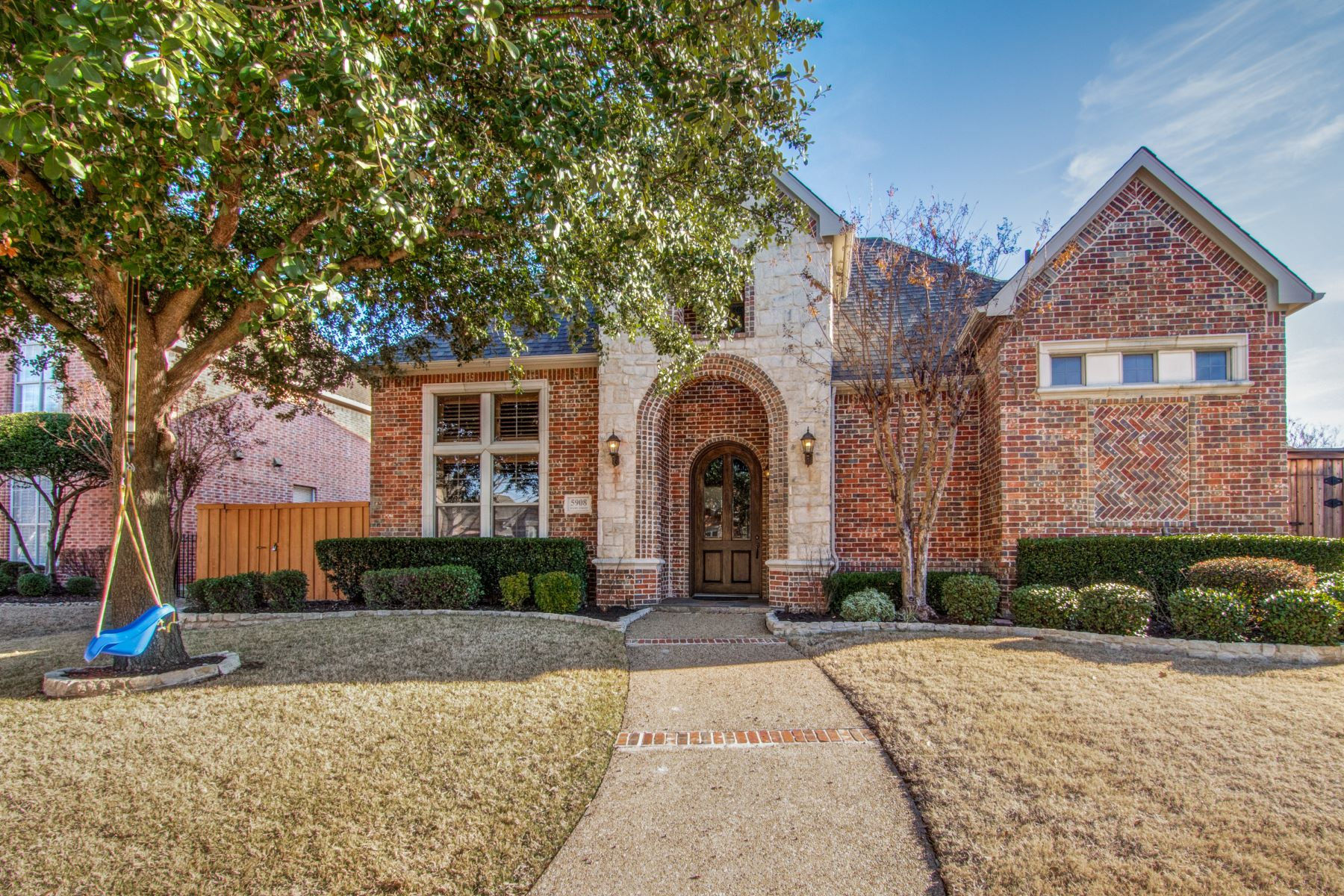 Single Family Homes for Sale at 5908 Wight St, Plano 5908 Wight Street Plano, Texas 75093 United States