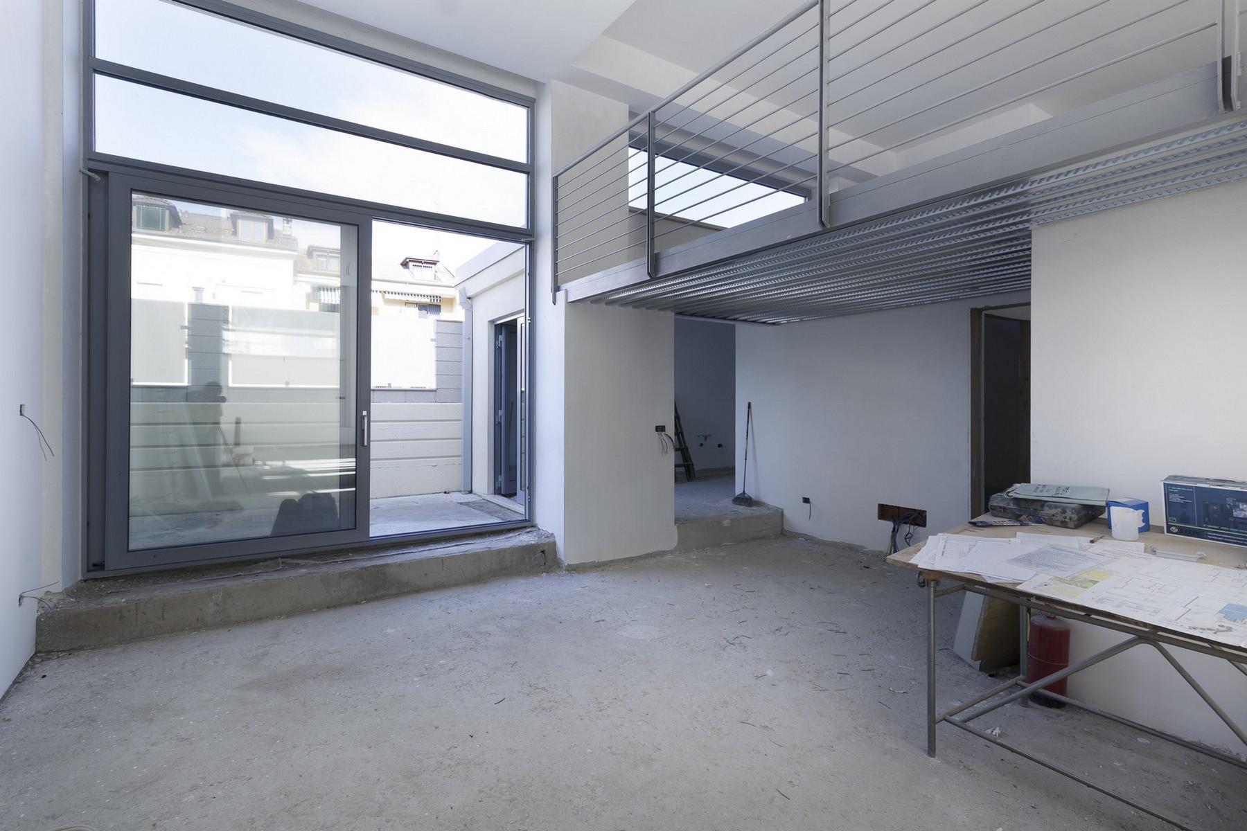 Additional photo for property listing at Modern Loft in the pre hills Strada del Salino Torino, Turin 10133 Italia