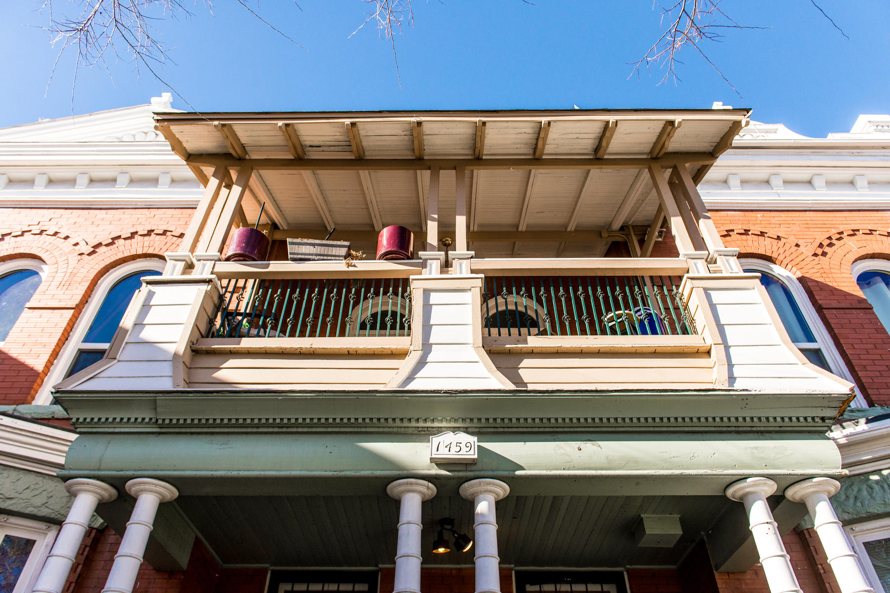 Additional photo for property listing at Great opportunity to own an incredible rental in the heart of Capitol Hill 1457 Ogden Street Denver, Colorado 80218 United States