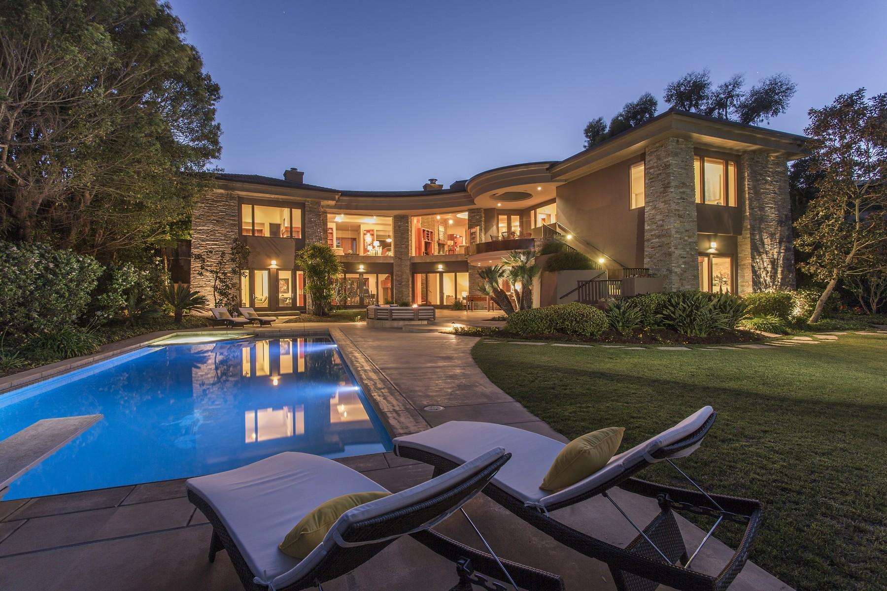 Maison unifamiliale pour l Vente à 7773 Starlight Drive La Jolla, Californie, 92037 États-Unis