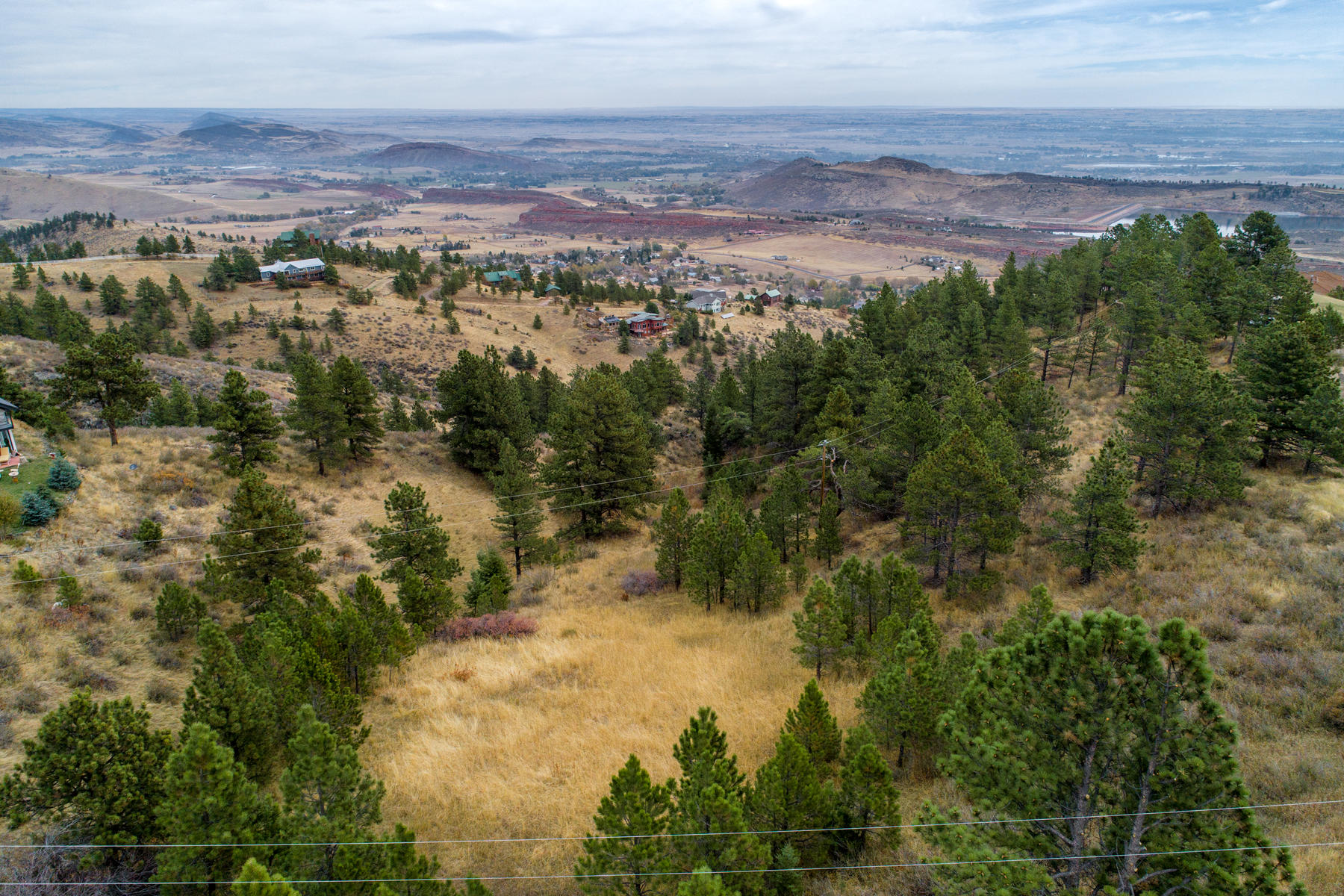 Land for Active at Vacant Lot With Amazing Views 0 Red Cedar Dr Bellvue, Colorado 80512 United States
