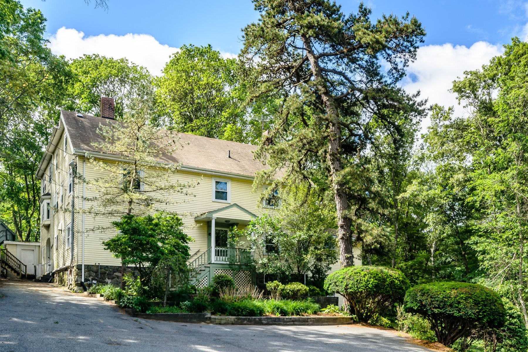 Single Family Home for Sale at Rare opportunity in Lexington Center 50 Percy Road Lexington, Massachusetts 02421 United States