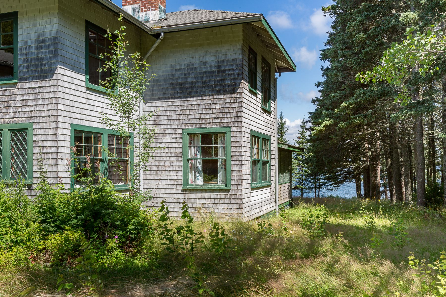 Single Family Homes للـ Sale في Cranberry Isles, Maine 04625 United States