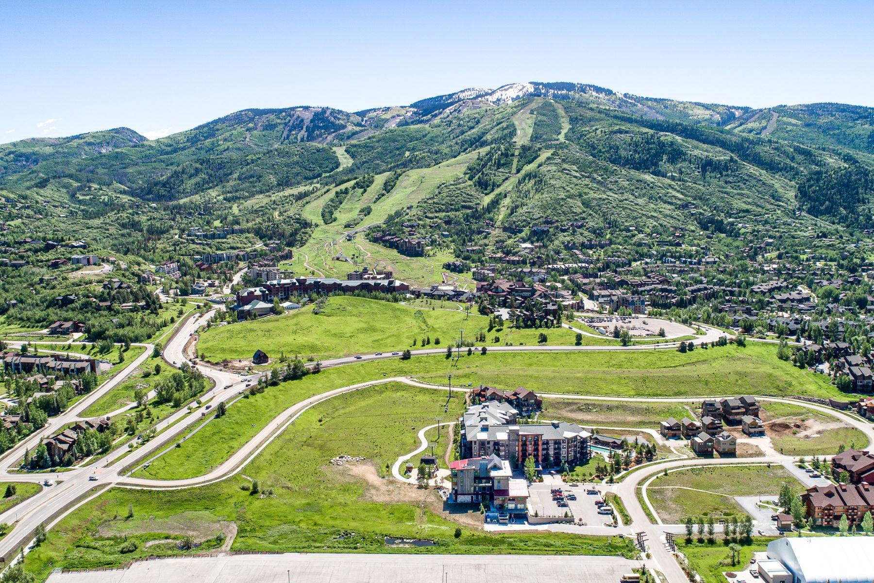 土地,用地 为 销售 在 Prime Ski Resort Development Land 1200 Mt Werner Rd 斯廷博特斯普林斯, 科罗拉多州 80487 美国