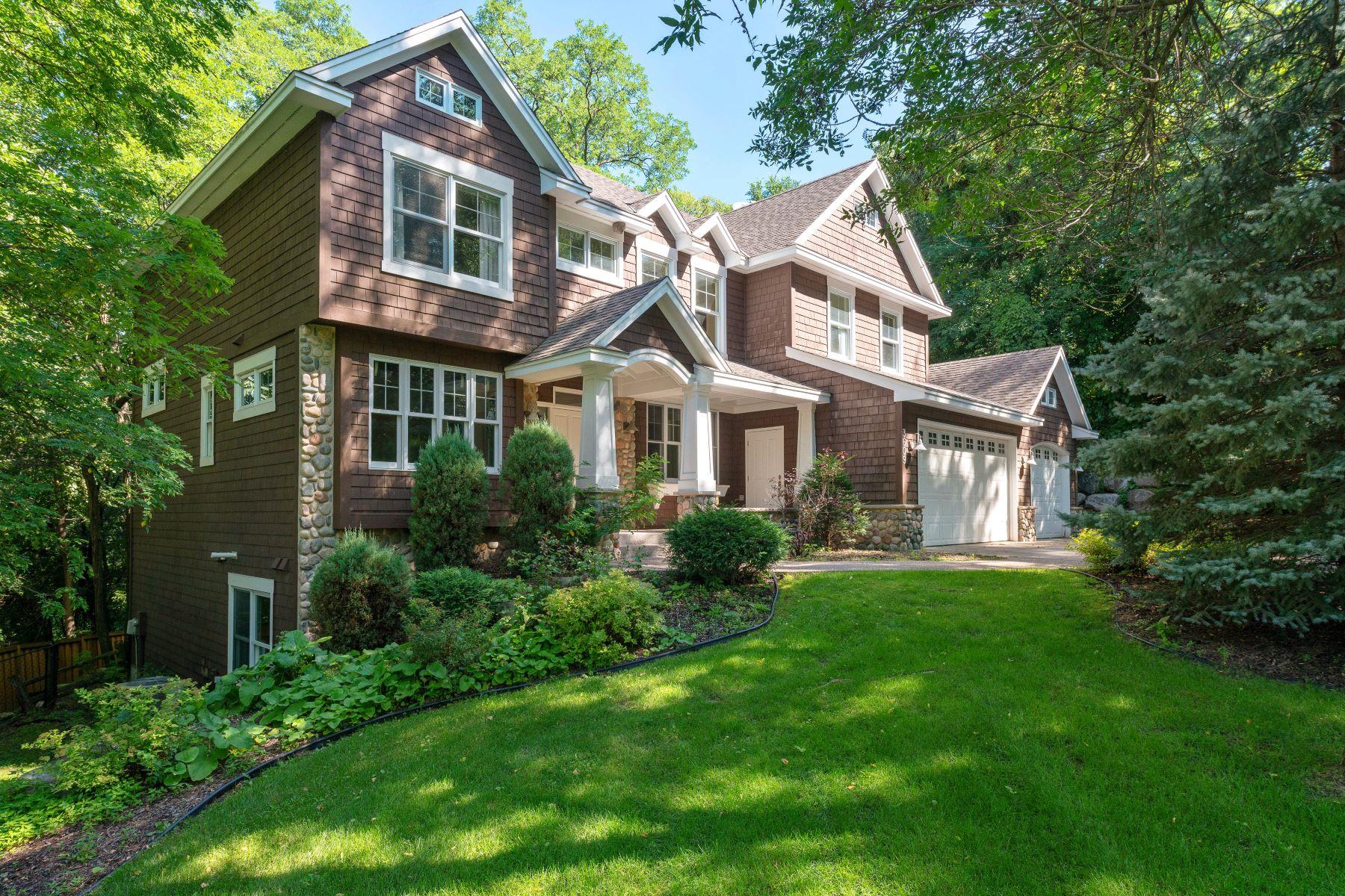 Single Family Homes voor Verkoop op Minnetonka, Minnesota 55305 Verenigde Staten