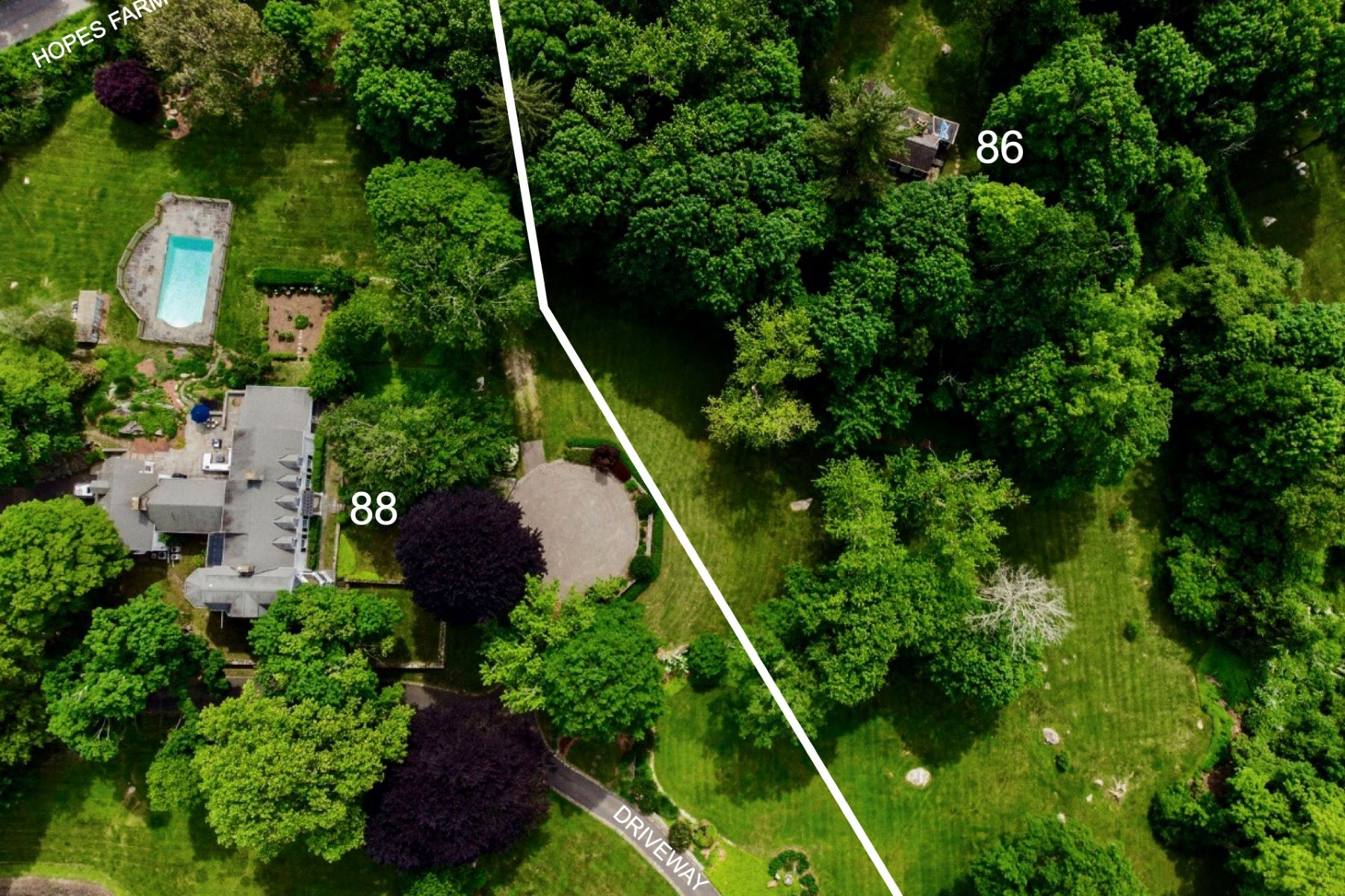 Additional photo for property listing at 19th Century Country Estate 86-88 East Middle Patent Road Bedford, New York 10506 United States