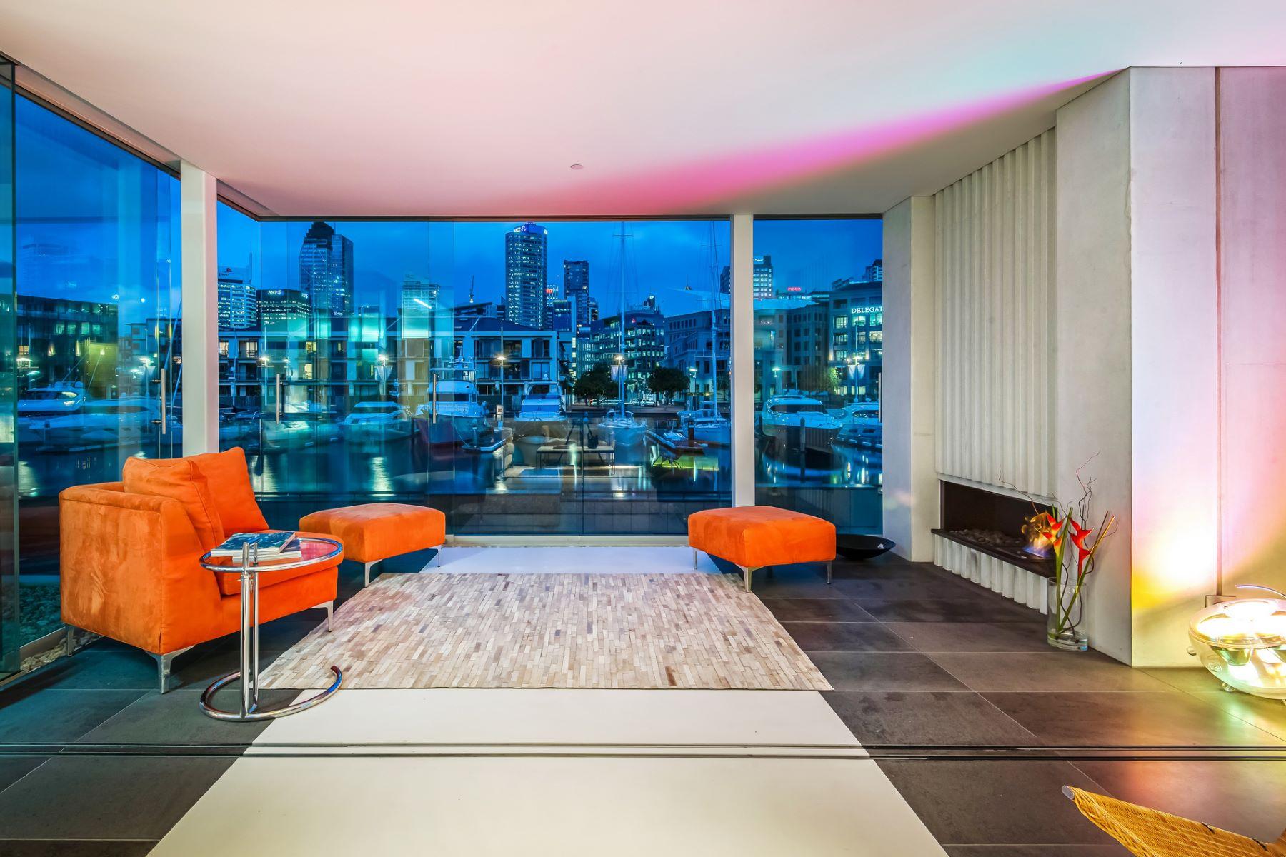 Apartments 为 销售 在 Stratis - Lighter Quay 215/83 Halsey Street Auckland Central, 奥克兰 1010 新西兰