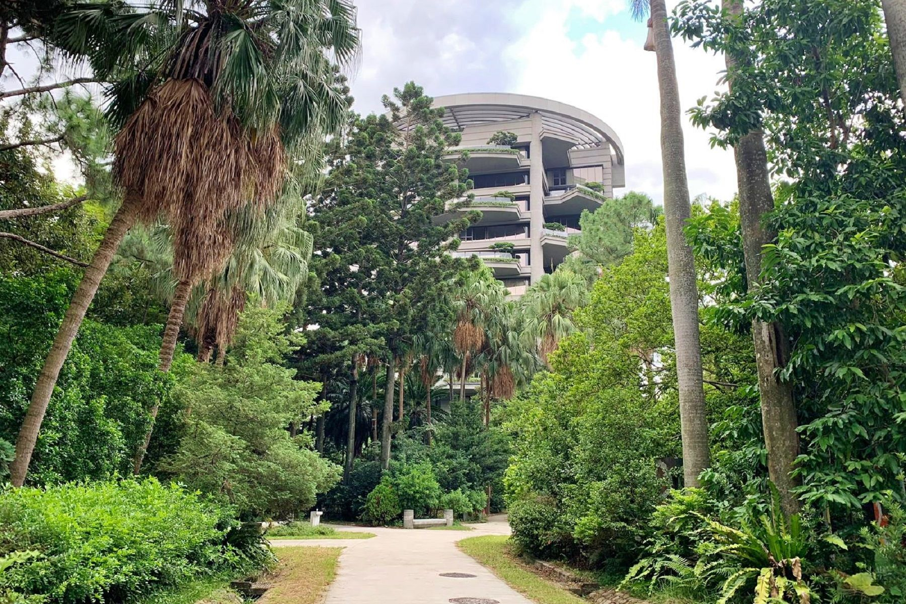 Condominiums for Sale at Botanic Gardens Villa Bo'ai Rd., Zhongzheng Dist. Taipei City, Taiwan 100 Taiwan