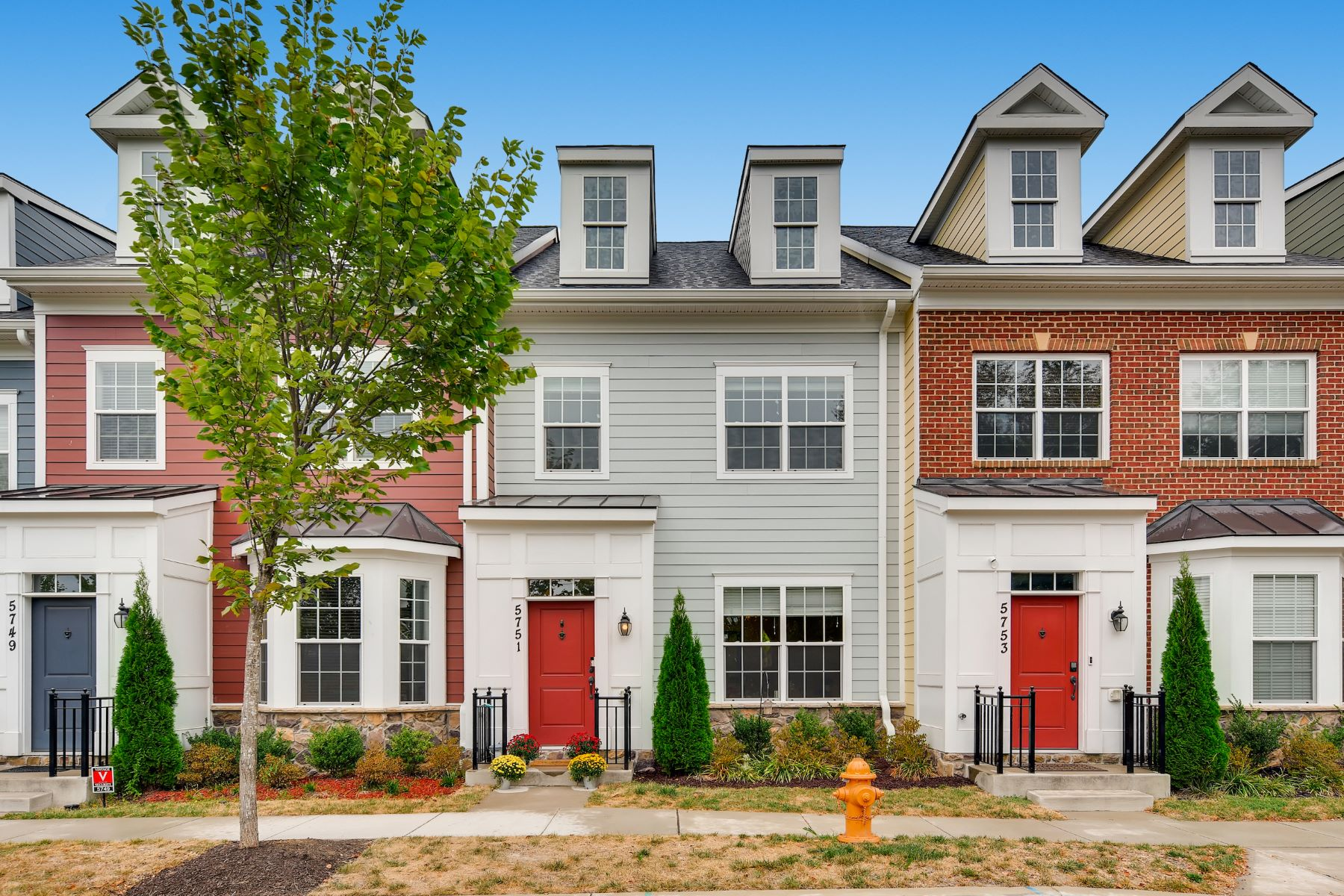 townhouses for Sale at Shipleys Grant 5751 Richards Valley Road Ellicott City, Maryland 21043 United States