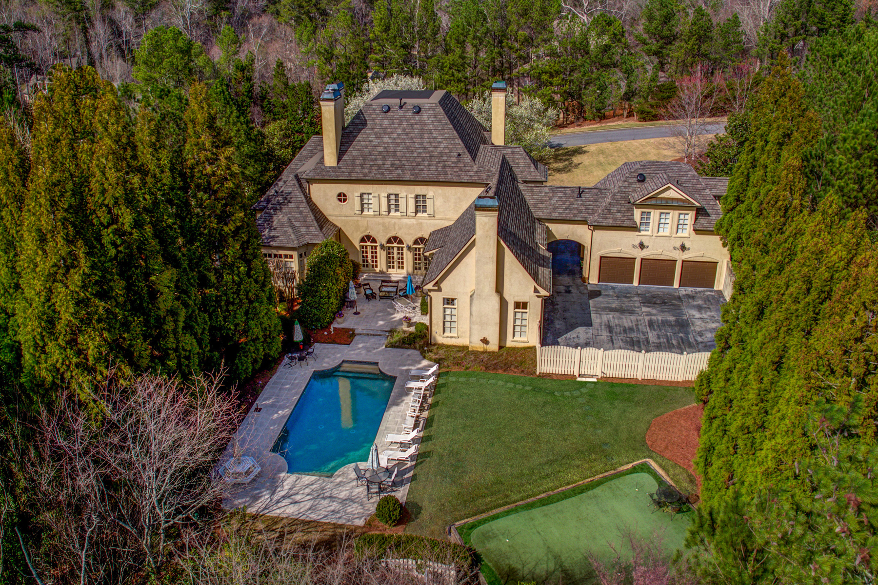 Single Family Home for Sale at Stunning True Neighborhood In Heards Ferry 420 Windship Place Sandy Springs, Georgia 30327 United States