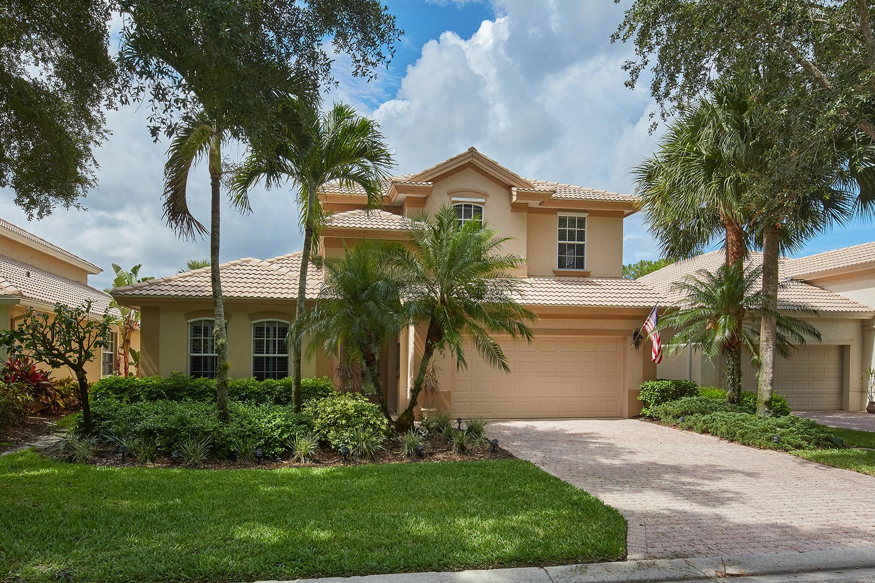 Single Family Homes für Verkauf beim SHADOW WOOD AT THE BROOKS - OAK STRAND 9383 Oak Strand Drive, Estero, Florida 34135 Vereinigte Staaten