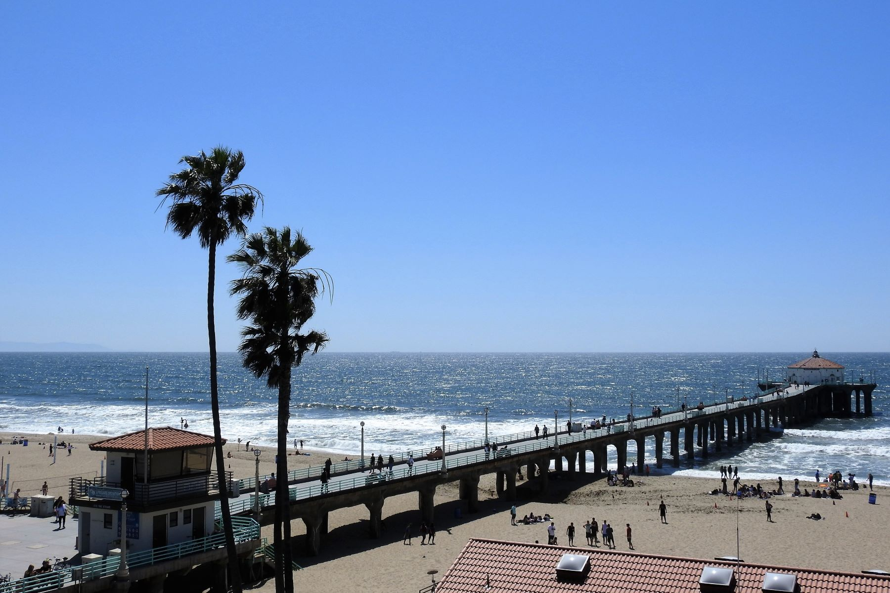Villa per Vendita alle ore 1140 The Strand Manhattan Beach, California, 90266 Stati Uniti