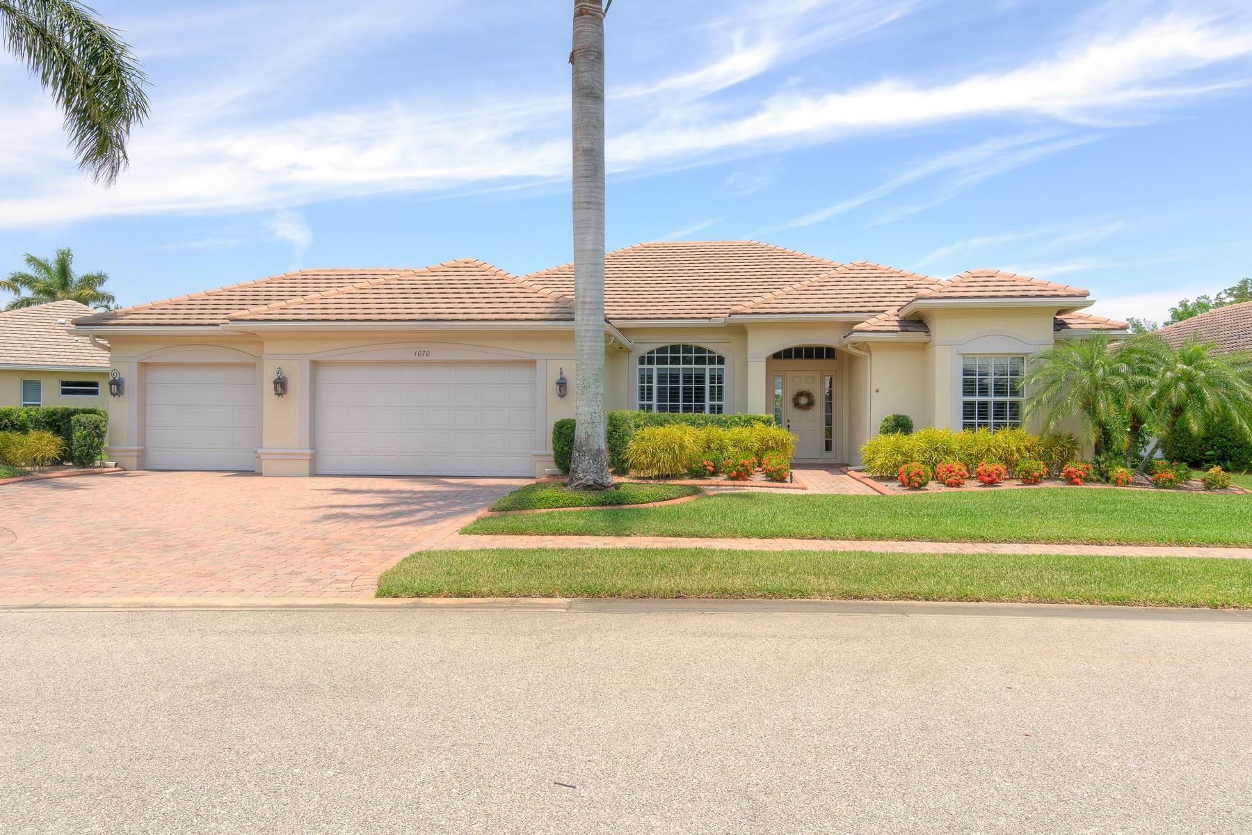 Nhà ở một gia đình vì Bán tại Bringing the Outside In 1070 Buckhead Drive Vero Beach, Florida, 32968 Hoa Kỳ