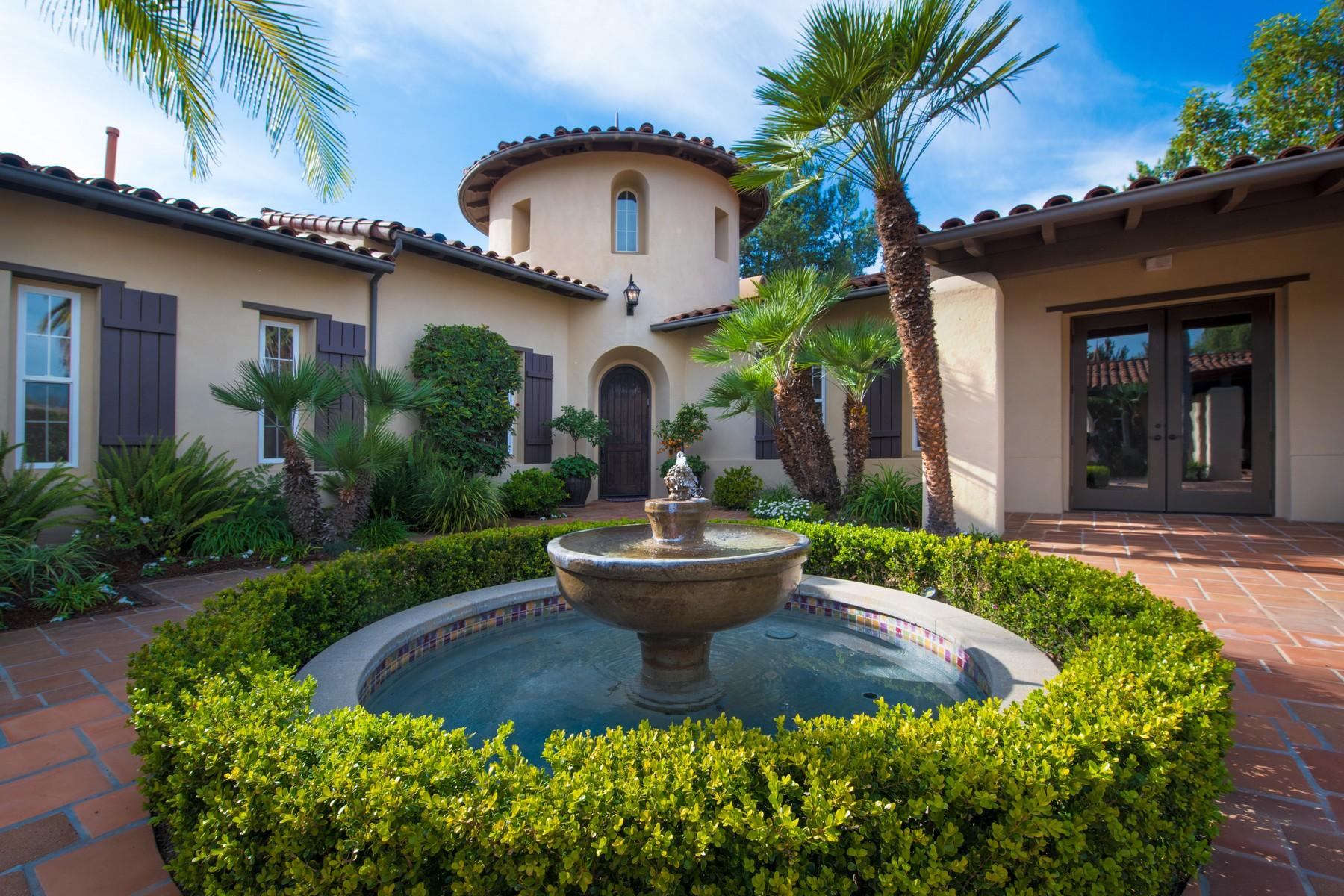 獨棟家庭住宅 為 出售 在 14146 Caminito Vistana San Diego, 加利福尼亞州, 92130 美國