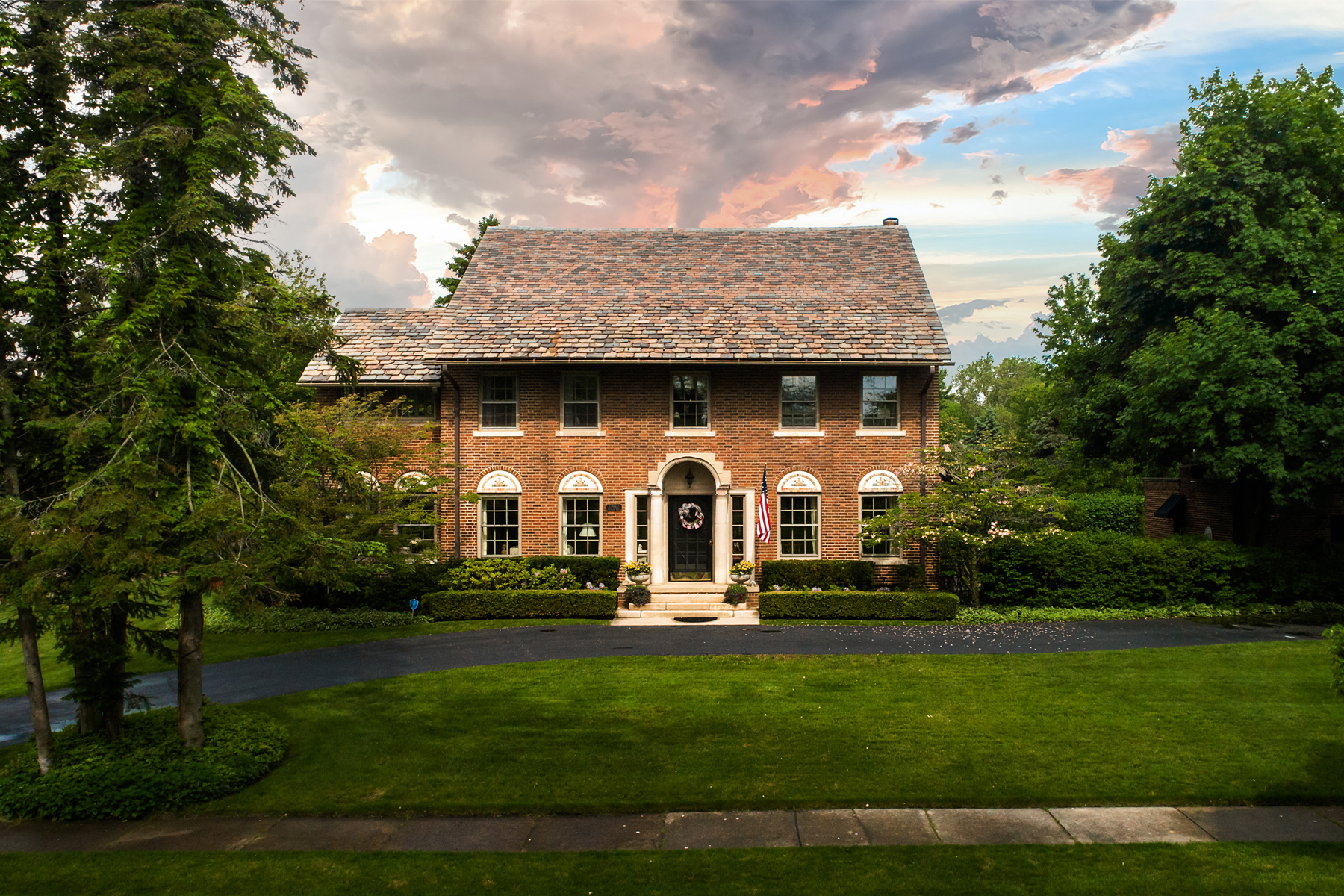 Single Family Homes for Sale at Grosse Pointe 50 Lochmoor Grosse Pointe Shores, Michigan 48236 United States