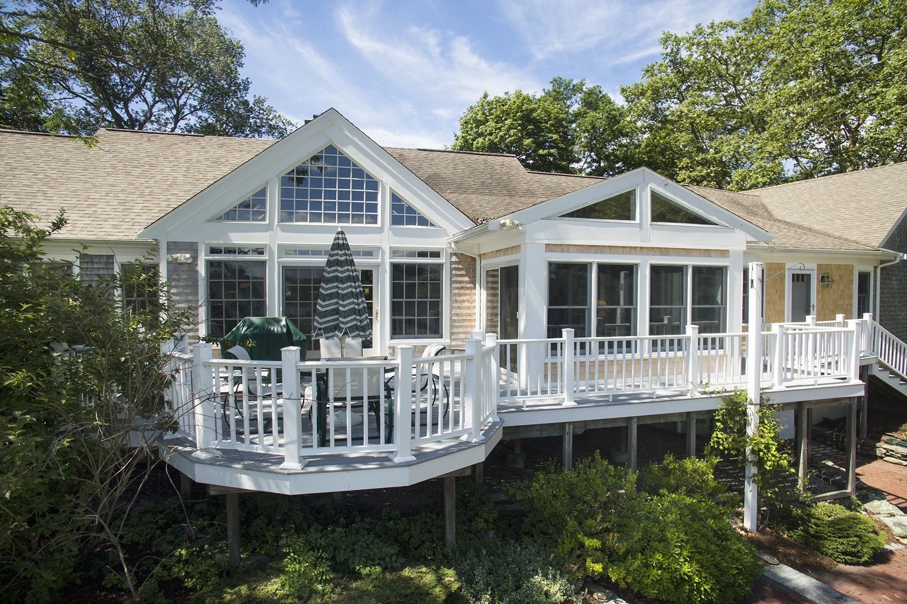 Additional photo for property listing at Nanaquaket Cape 556 Nanaquaket Road Tiverton, Rhode Island 02878 United States