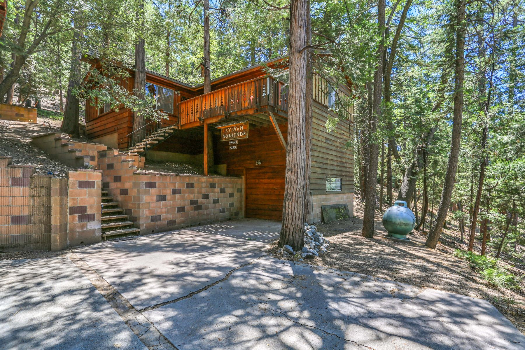Single Family Homes for Sale at 52507 Sylvan Way Idyllwild, California 92549 United States