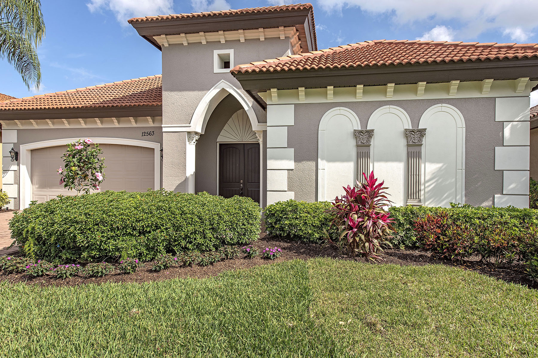 Single Family Homes for Sale at ESTERO 12563 Grandezza Circle, Estero, Florida 33928 United States