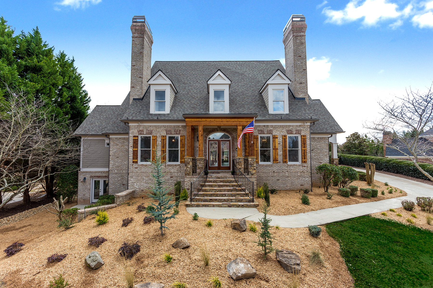 Single Family Homes for Sale at Tastefully Updated Home In Creekstone Estates 2450 Flat Stone Drive Cumming, Georgia 30041 United States