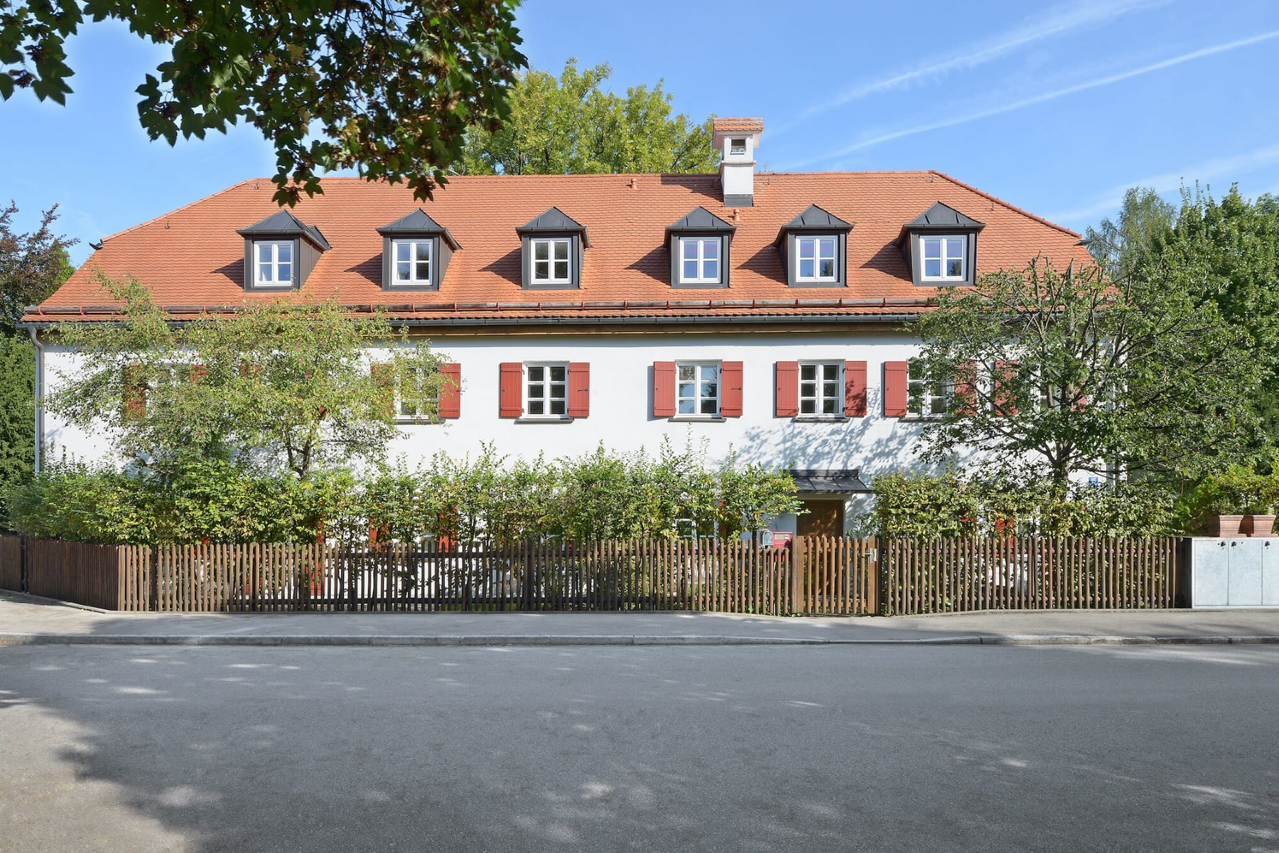 Single Family Home for Sale at Historic Semi-Detached House With Underground Parking Munich, Bavaria 81479 Germany
