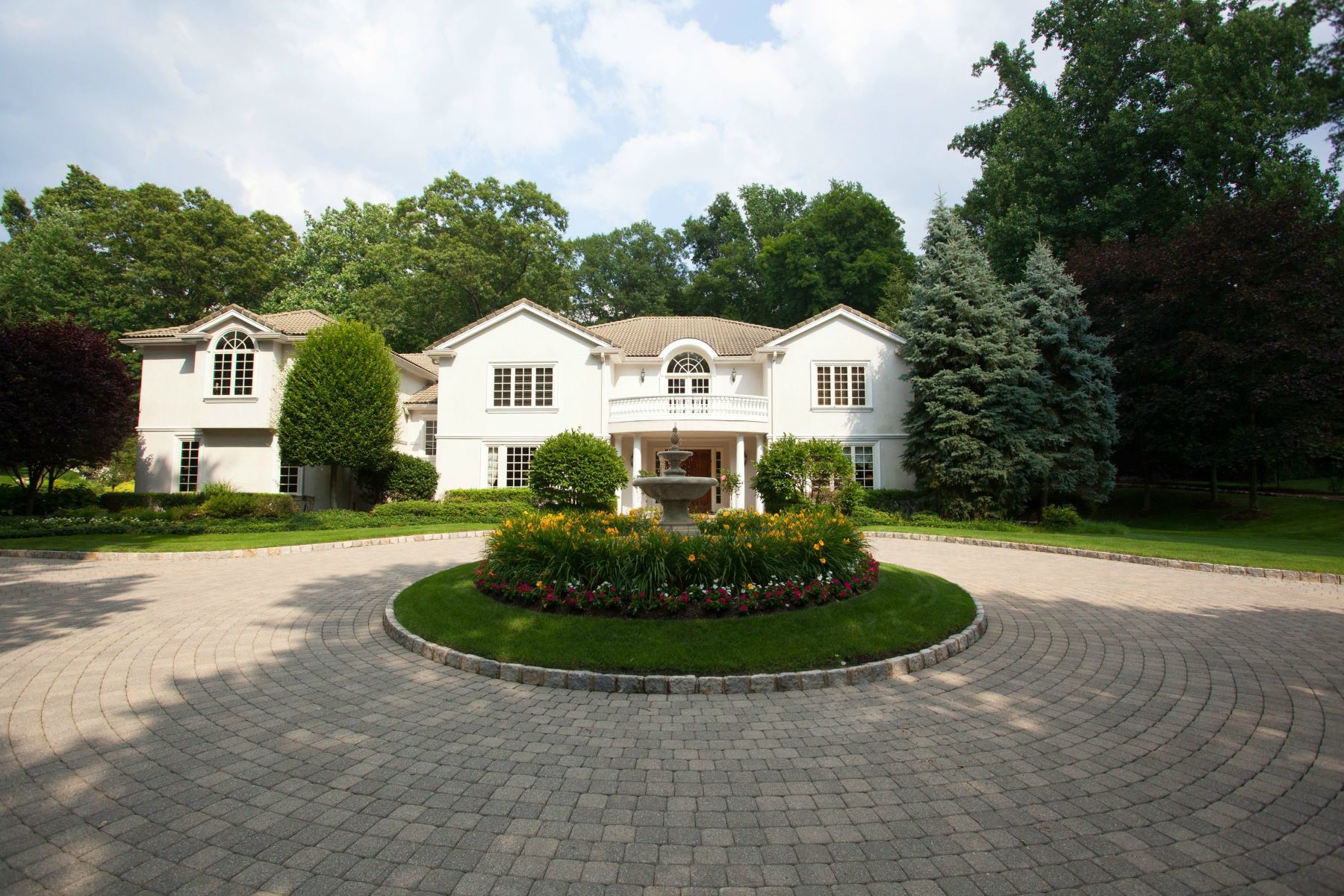 Single Family Home for Sale at Majestic Gated Alpine Estate 287 Anderson Avenue, Alpine, New Jersey 07620 United States