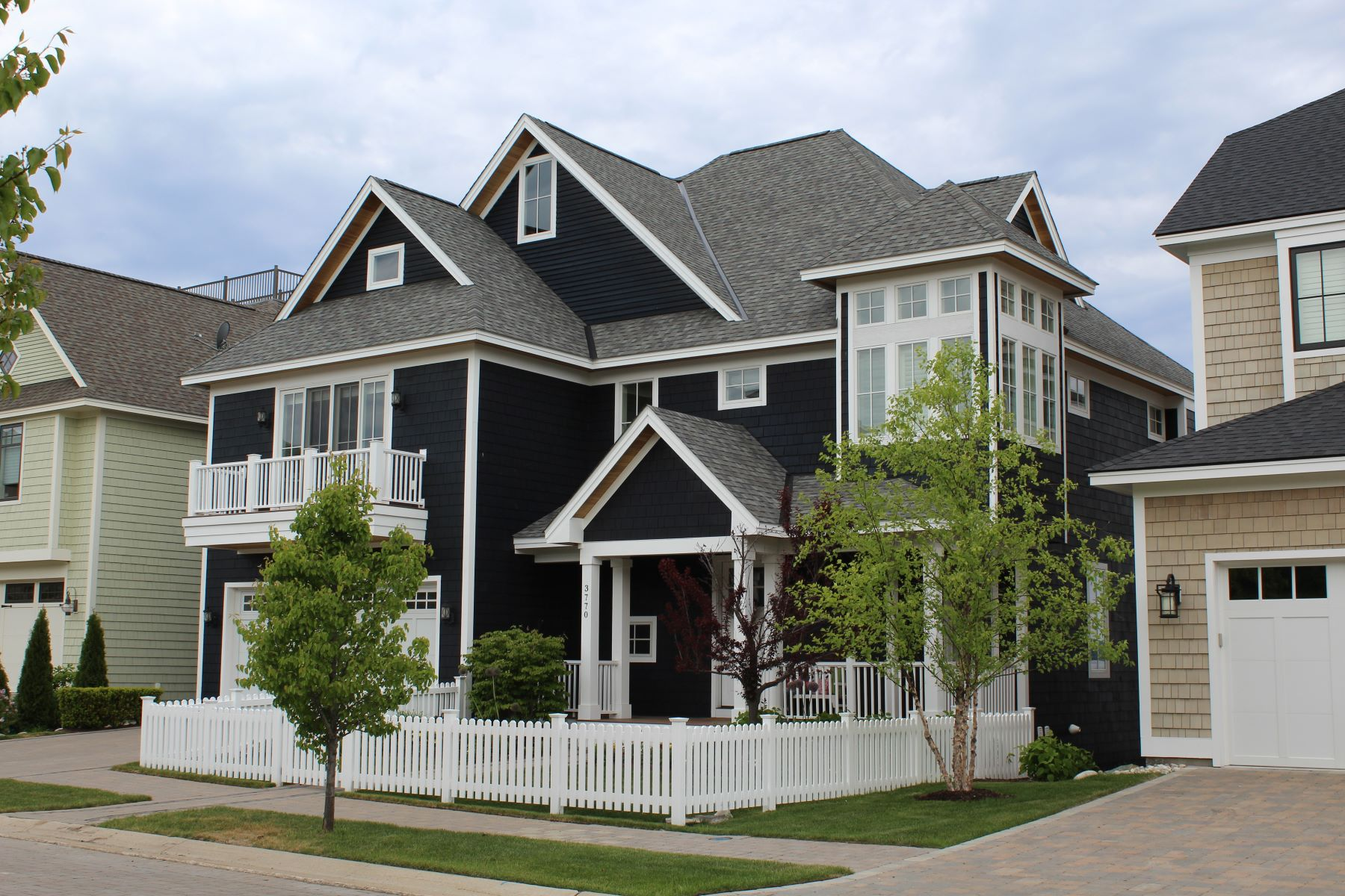 Single Family Homes for Active at Village Beach Unit 3 3770 N. Beach Street Bay Harbor, Michigan 49770 United States