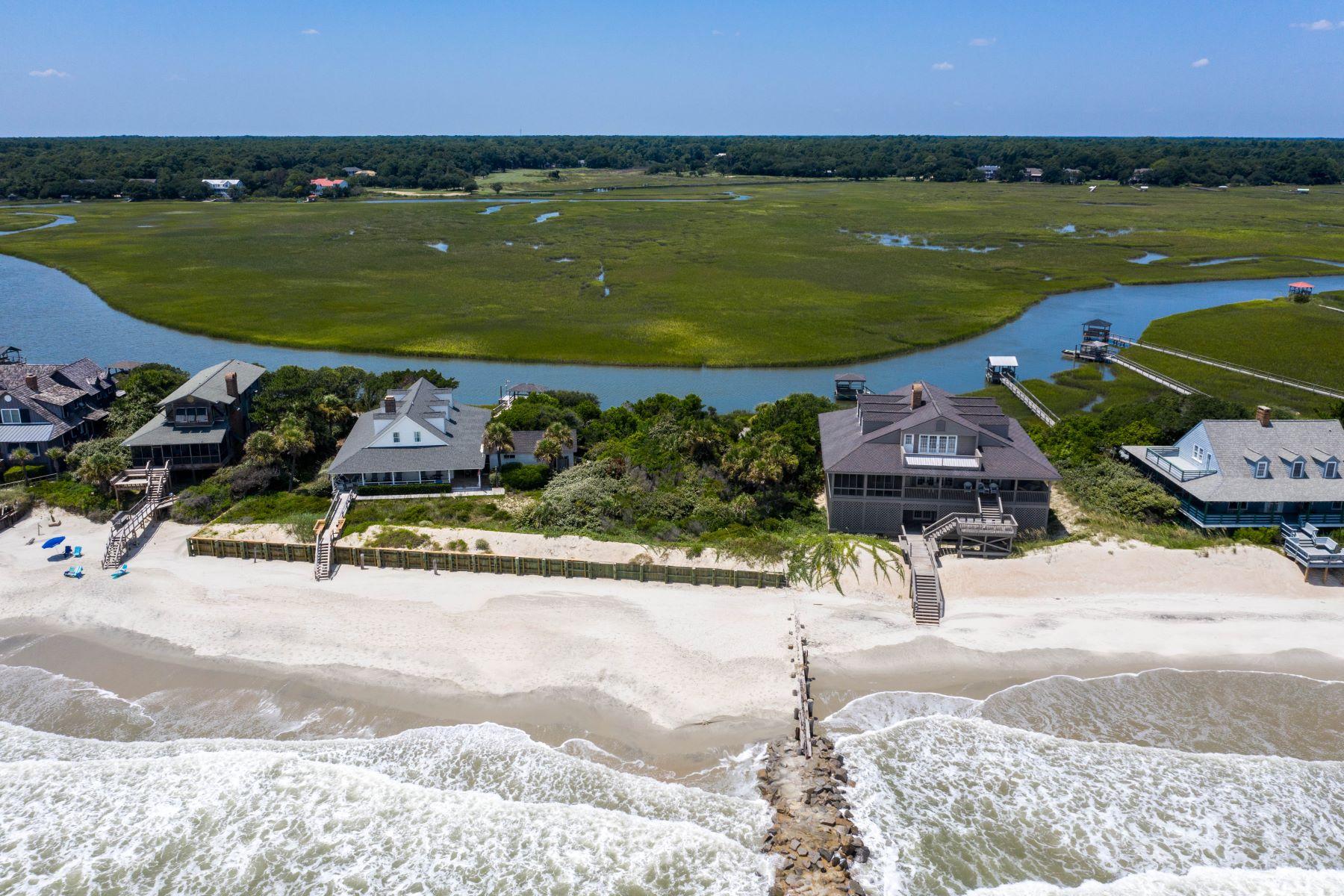 Land for Active at 560 Myrtle Avenue Pawleys Island, South Carolina 29585 United States