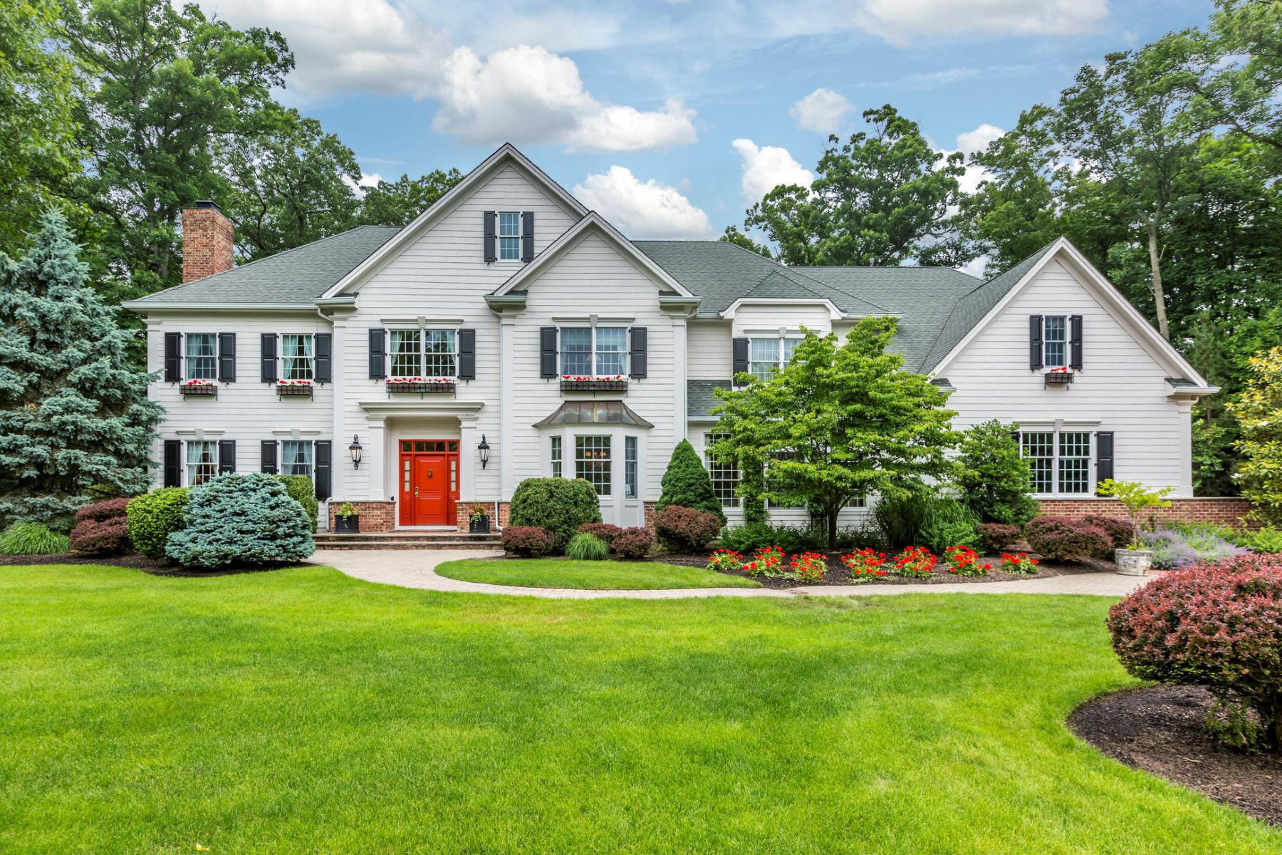 Property pour l Vente à The Best Of Everything 88 Southern Hills Drive, Skillman, New Jersey 08558 États-Unis