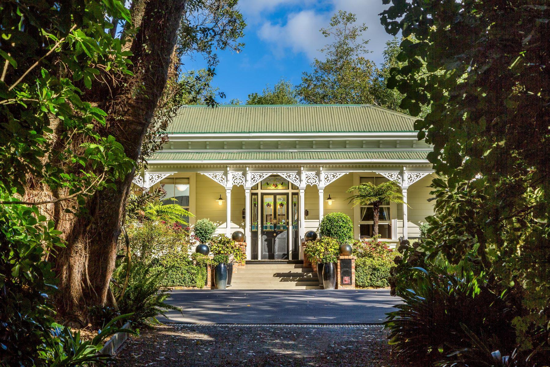 独户住宅 为 销售 在 The Coach House 61B Pratts Road Ramarama 奥克兰, 奥克兰, 2579 新西兰