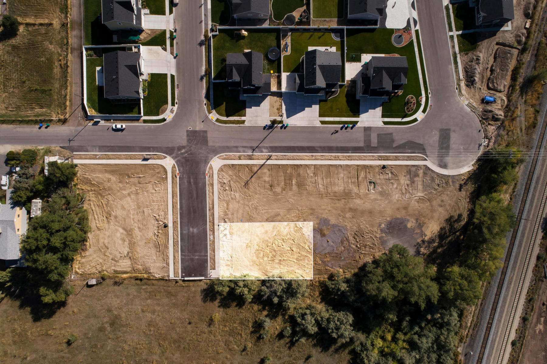 Land for Sale at New Development in Lehi 283 East 570 South Lot 2, Lehi, Utah 84043 United States