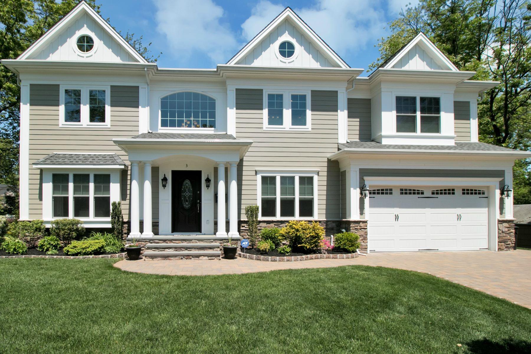 Maison unifamiliale pour l Vente à Lovely Demarest Home! 3 Heatherhill Road Demarest, New Jersey, 07627 États-Unis