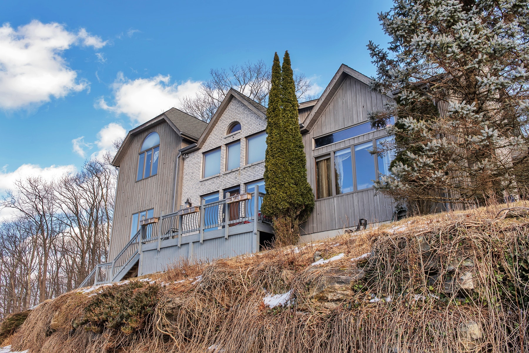 Частный односемейный дом для того Продажа на Stunning Mountain Views 21 Joan Drive, Stanhope, Нью-Джерси 07874 Соединенные Штаты