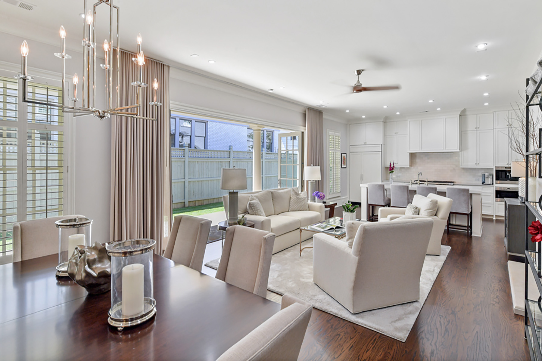 townhouses pour l Vente à Sophisticated Luxury Town-home In Ansley Park Atlanta 1400 Piedmont Rd 1, Atlanta, Georgia 30309 États-Unis