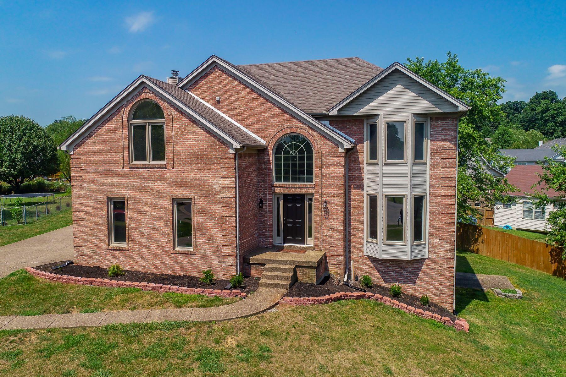 Single Family Homes por un Venta en 4509 Lisa Lane New Albany, Indiana 47150 Estados Unidos