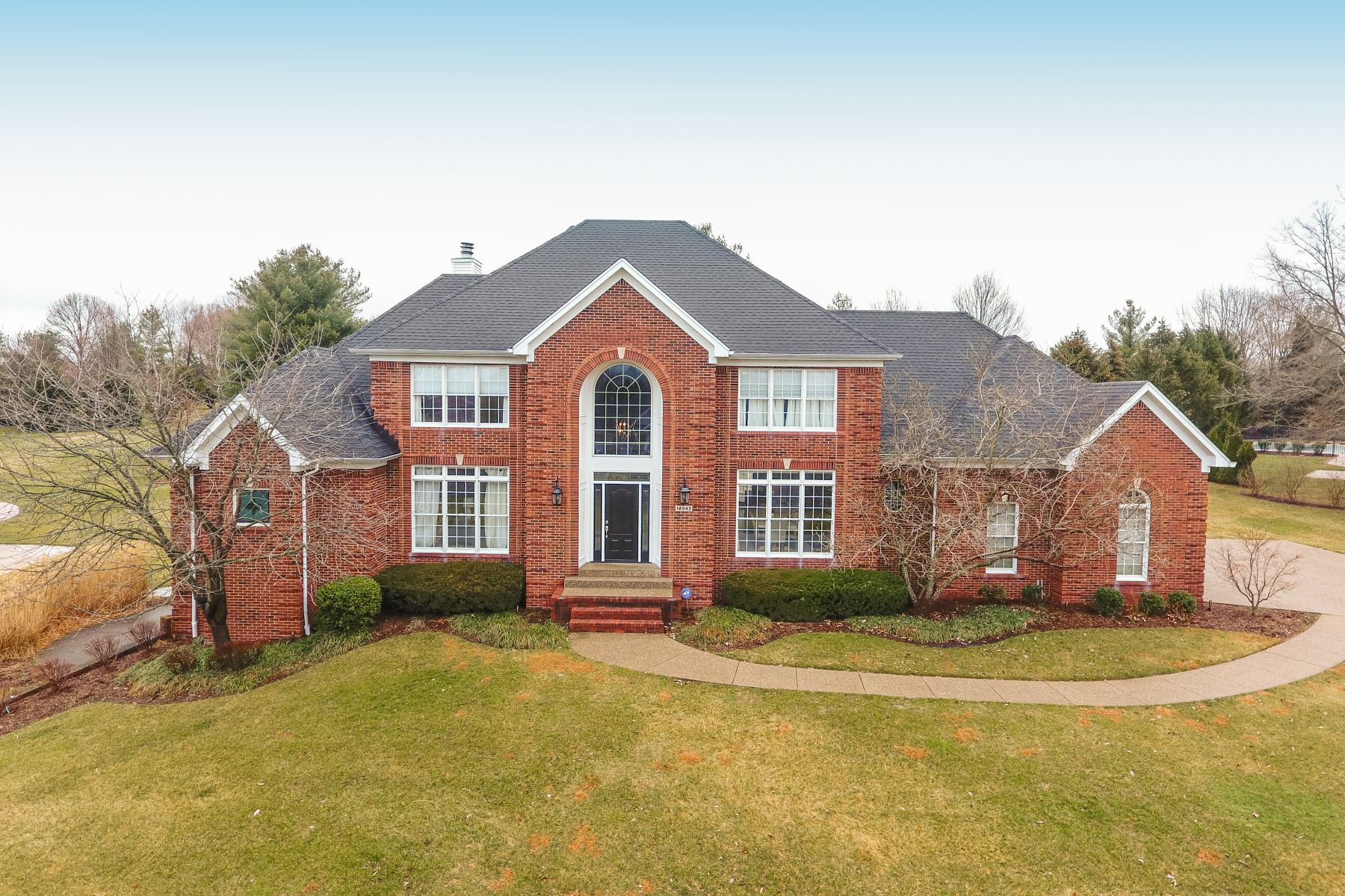Single Family Homes por un Venta en 12043 Hunting Crest Drive Prospect, Kentucky 40059 Estados Unidos