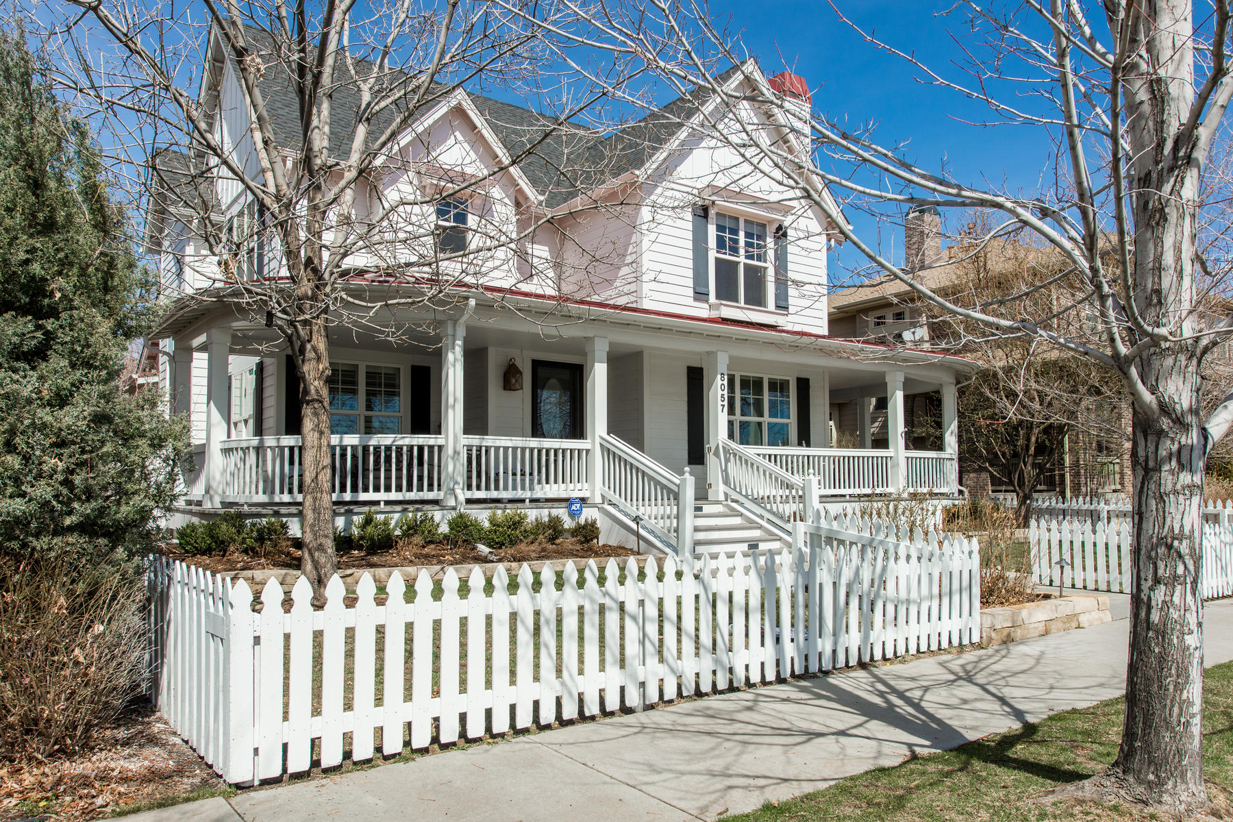 Single Family Home for Active at Quintessential Styling Inside and Out 8057 E. 24th Avenue Denver, Colorado 80238 United States