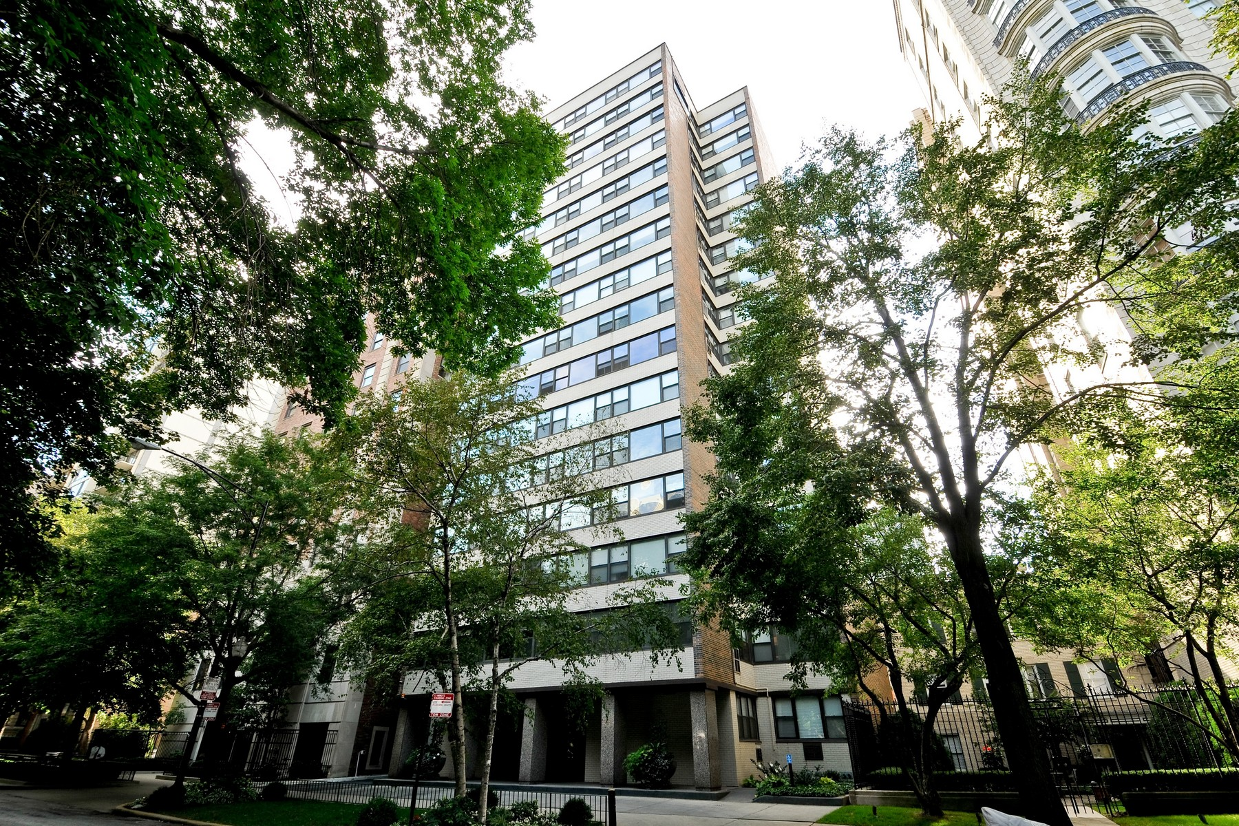Copropriété pour l Vente à Highly Updated Gold Coast Condo 1540 N State Street Unit 10B Near North Side, Chicago, Illinois, 60610 États-Unis