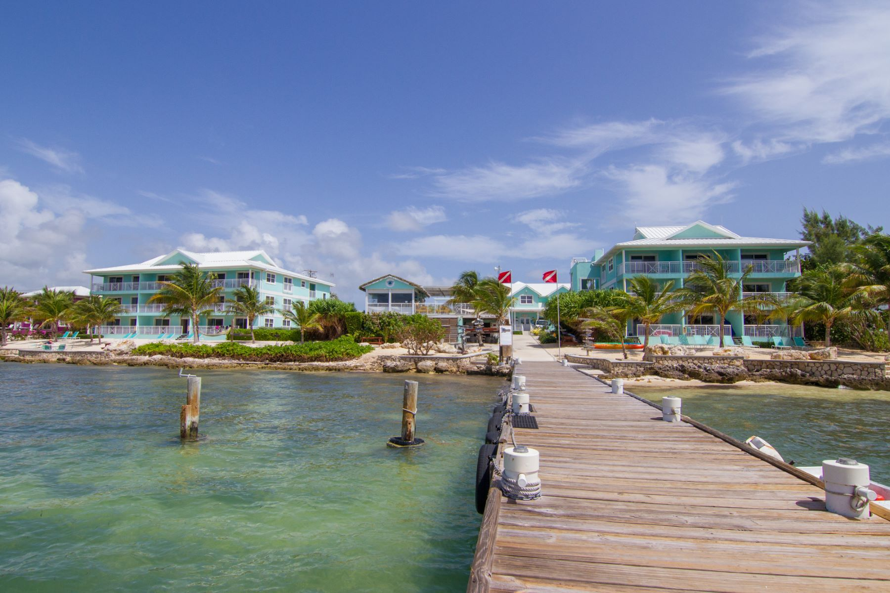 Condominium for Sale at Compass Point Dive Resort Compass Point #316 342 Austin Conolly Dr East End, Grand Cayman, KY1 Cayman Islands