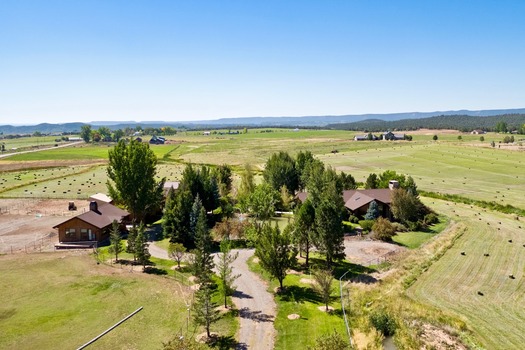 Single Family Homes for Active at Flying Buffalo Ranch 908 CR 520 Bayfield, Colorado 81122 United States