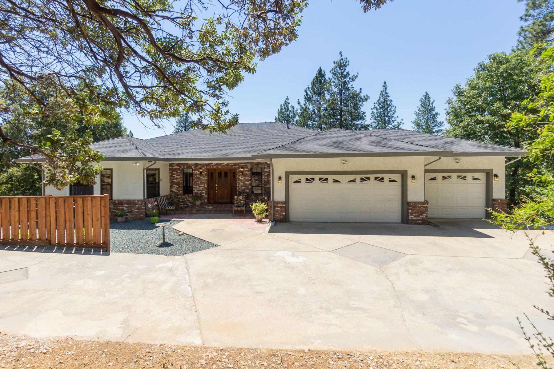 واحد منزل الأسرة للـ Sale في 21735 Homestead Road Pine Grove, California 95665 United States