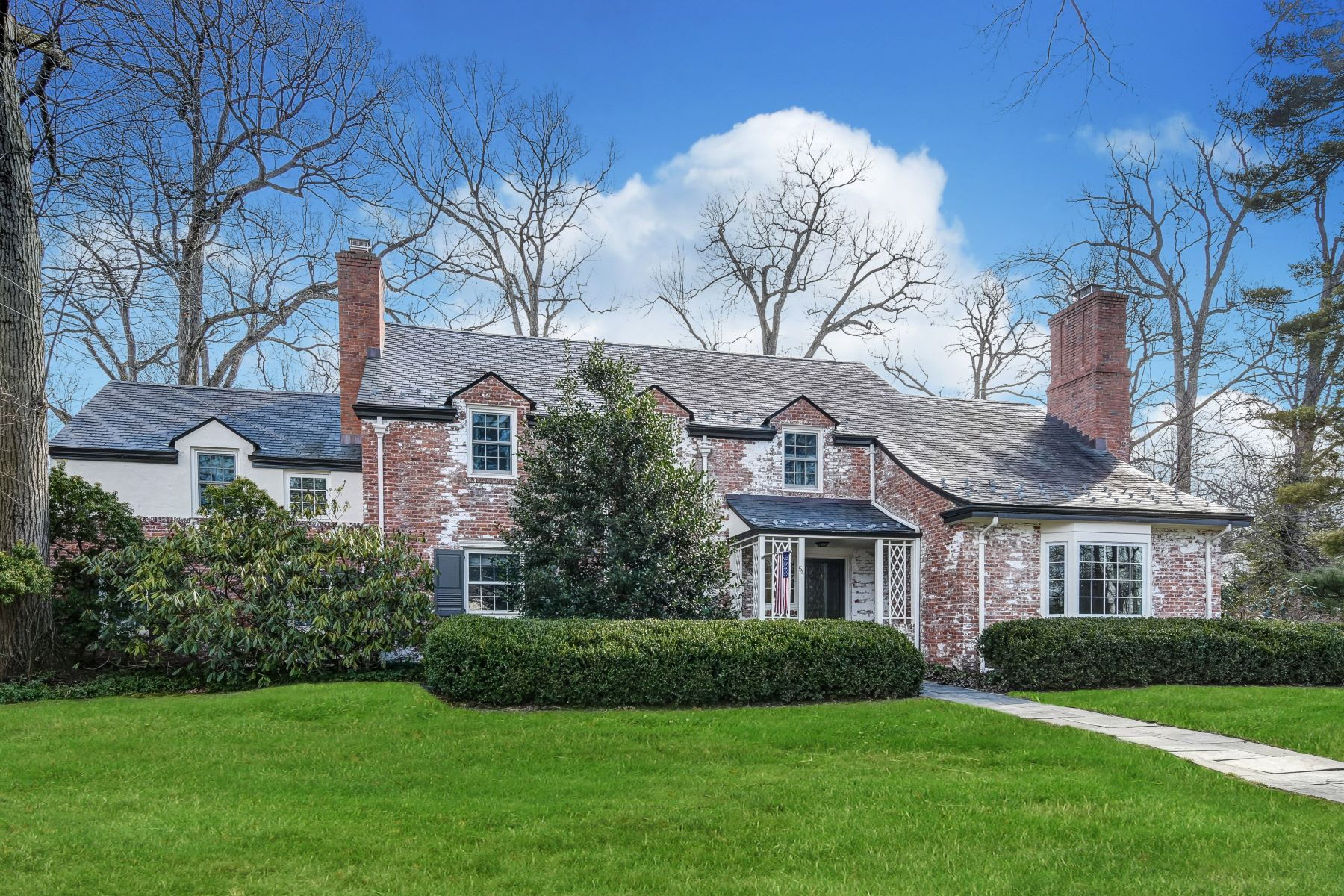 Single Family Homes for Sale at Grand English Colonial 54 Colt Road Summit, New Jersey 07901 United States