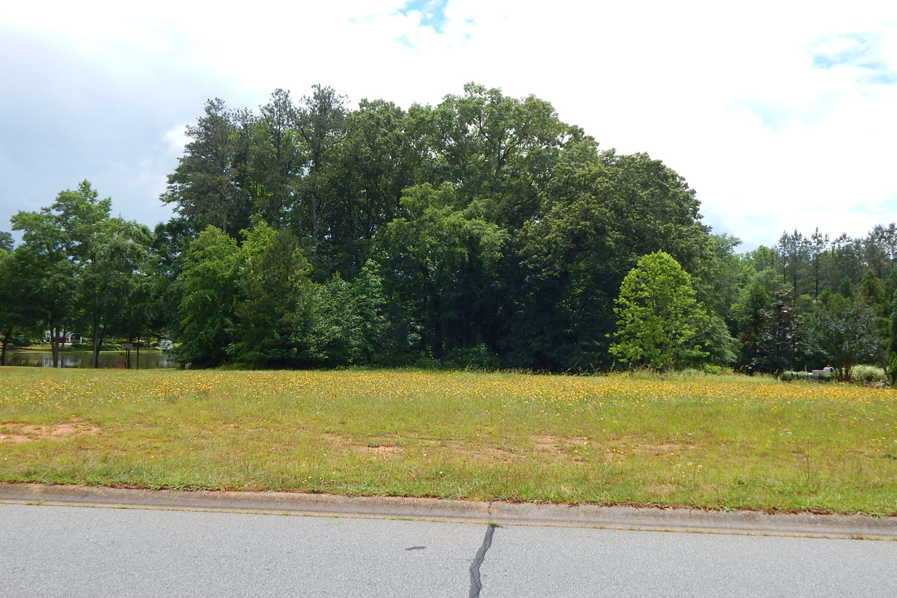 Terreno para Venda às Fabulous Lot For Custom Waterfront Home In Gated Community! 115 Turnberry Circle Fayetteville, Geórgia 30215 Estados Unidos
