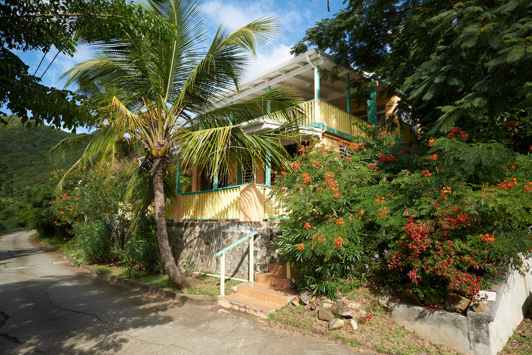 Maison unifamiliale pour l Vente à West Haven House West End, Tortola Iles Vierges Britanniques