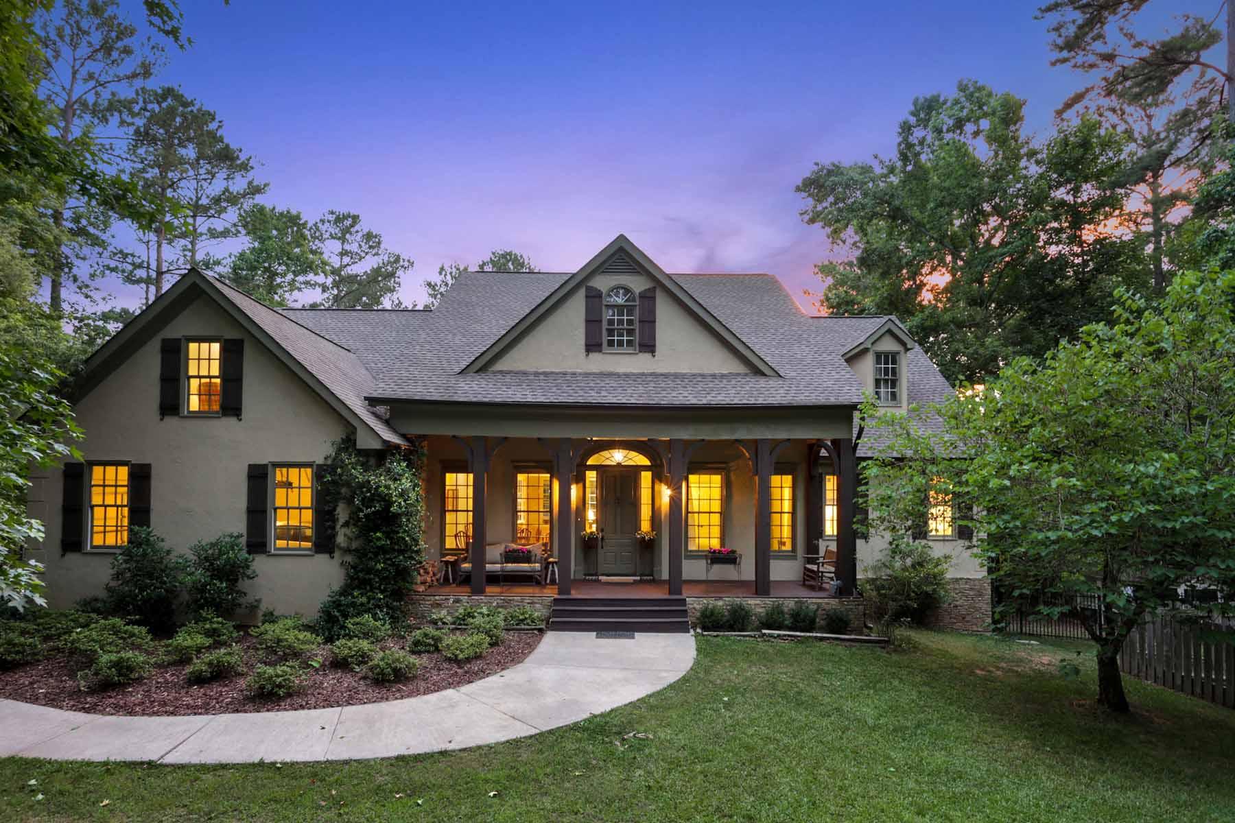 Nhà ở một gia đình vì Bán tại 68 Acre Private Estate in Chattahoochee Hills 8655 Sardis Road Chattahoochee Hills, Georgia, 30268 Hoa Kỳ
