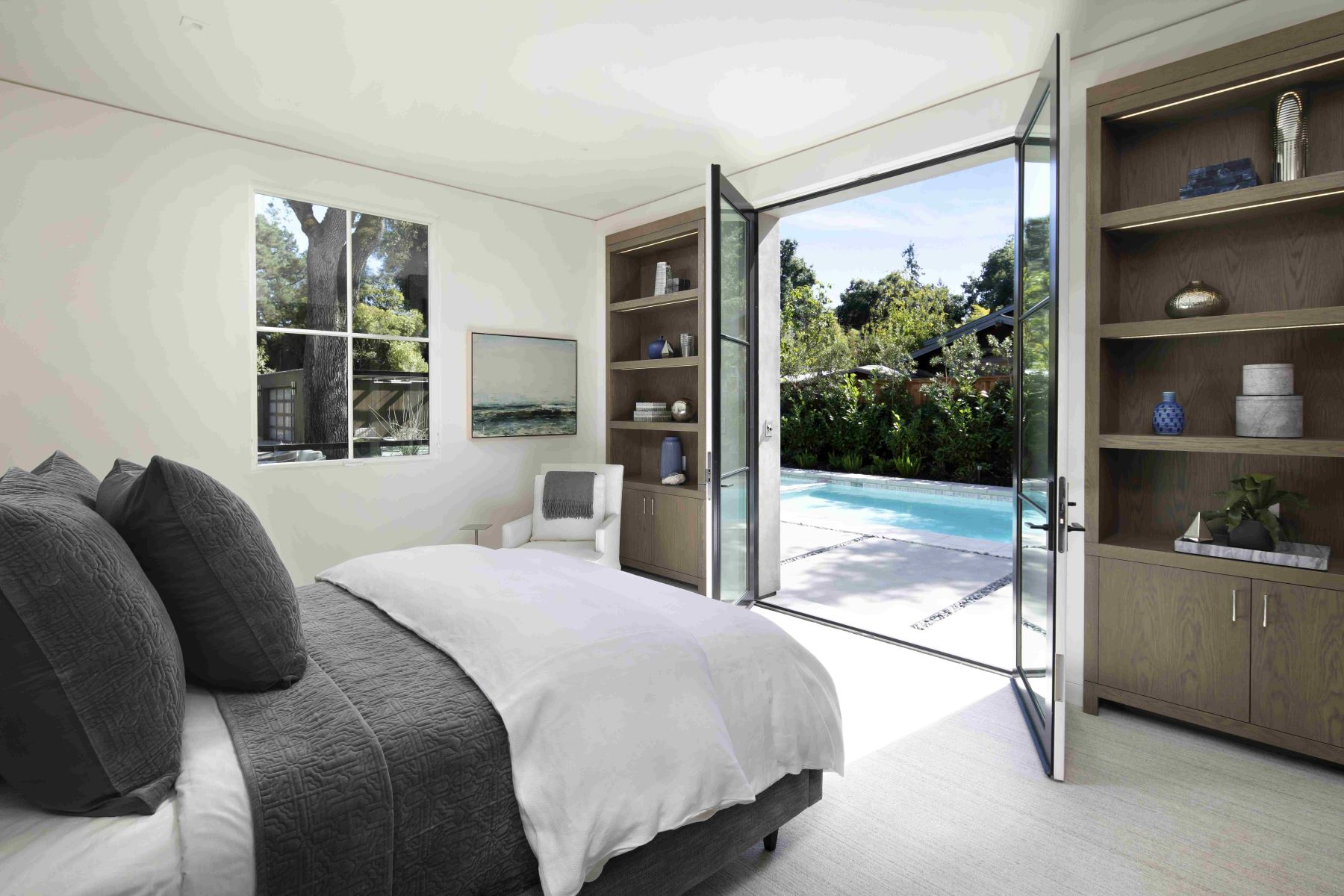 Additional photo for property listing at Silicon Valley Contemporary 1500 Cowper St, Palo Alto, Californie 94301 États-Unis