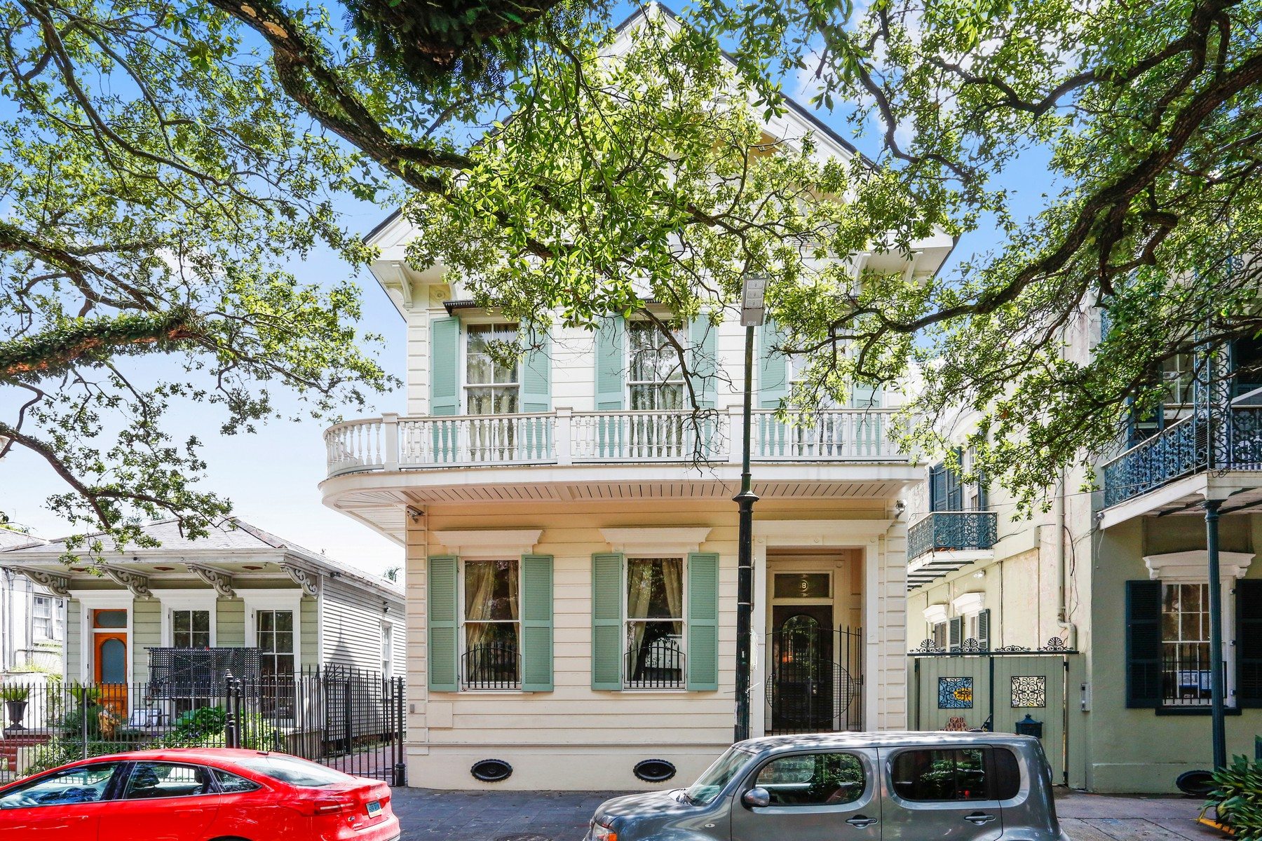 Single Family Home for Sale at 622 Esplanade Avenue New Orleans, Louisiana, 70116 United States