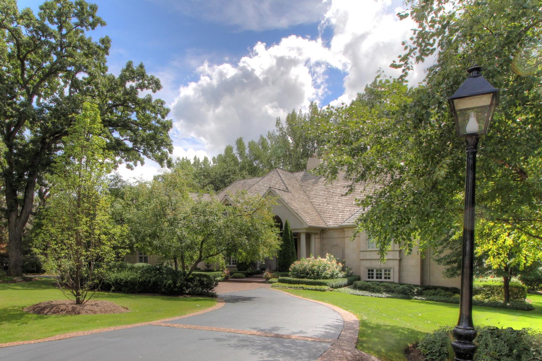 Einfamilienhaus für Verkauf beim Private Cul-de-sac Home 162 North Wynstone Drive North Barrington, Illinois, 60010 Vereinigte Staaten
